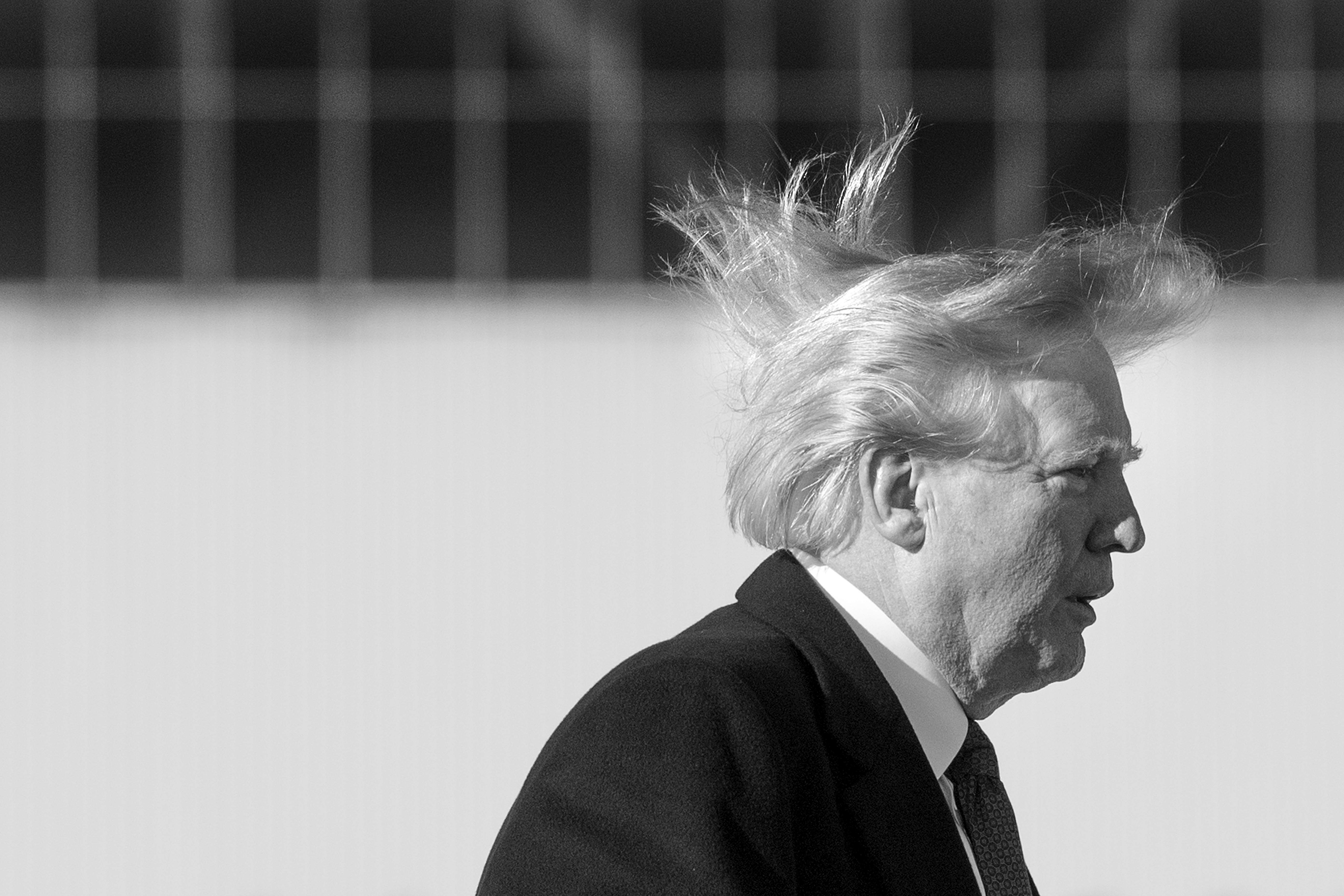 Donald Trump reportedly spent $70K to style his hair during 'The Apprentice. How does that compare to other stars?