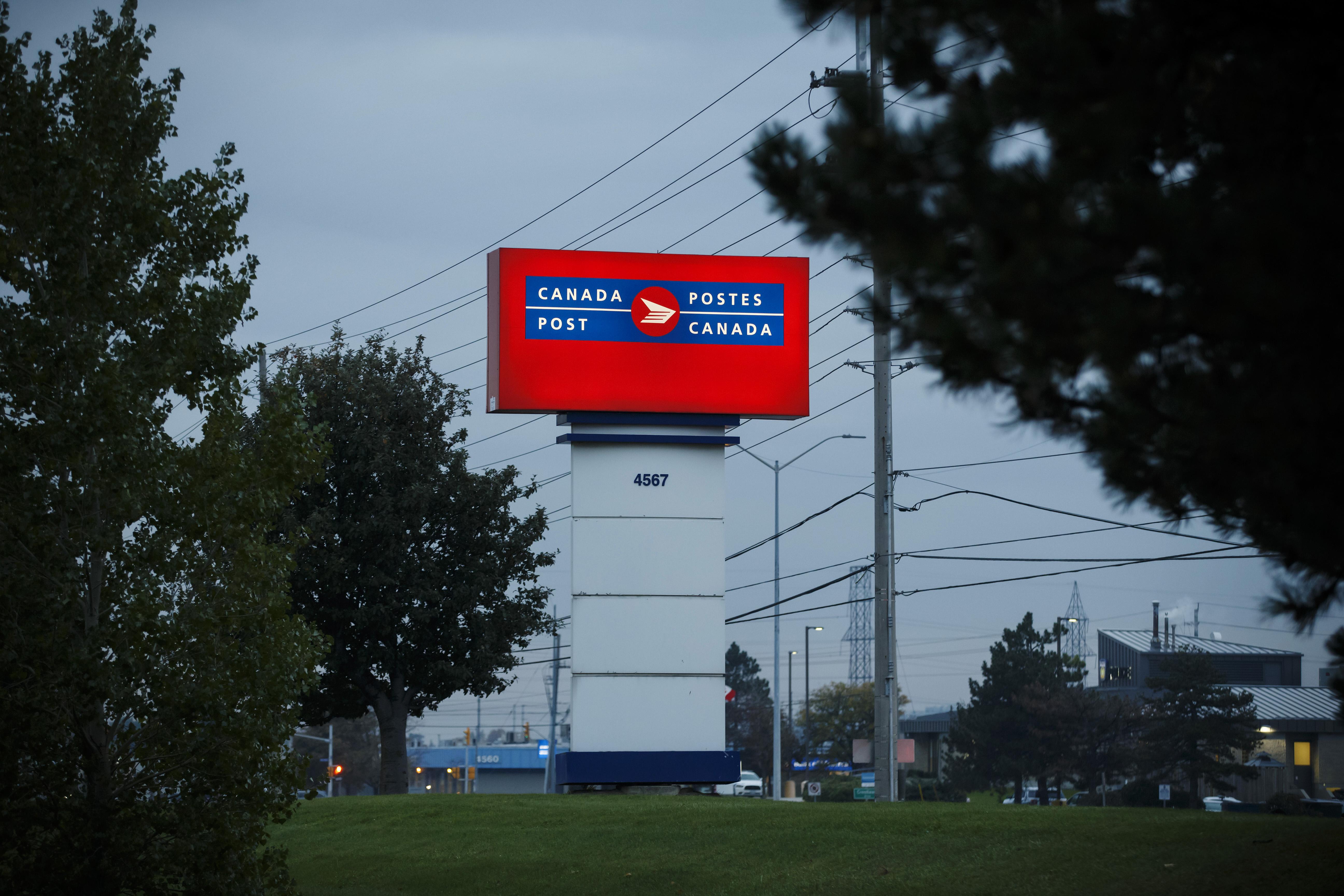 Le syndicat de Postes Canada veut un