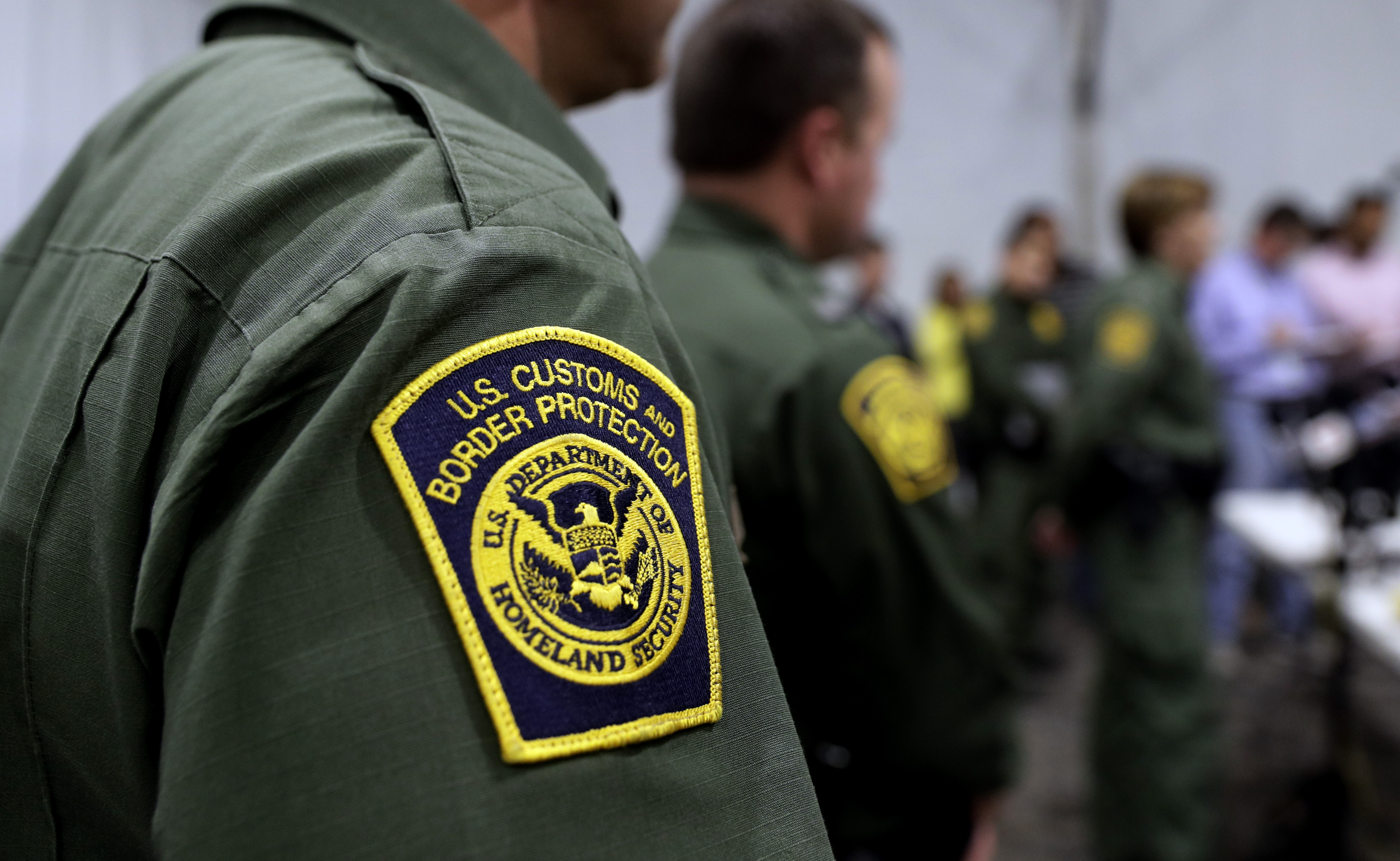 Congolese woman, 41, dies after entering US border custody