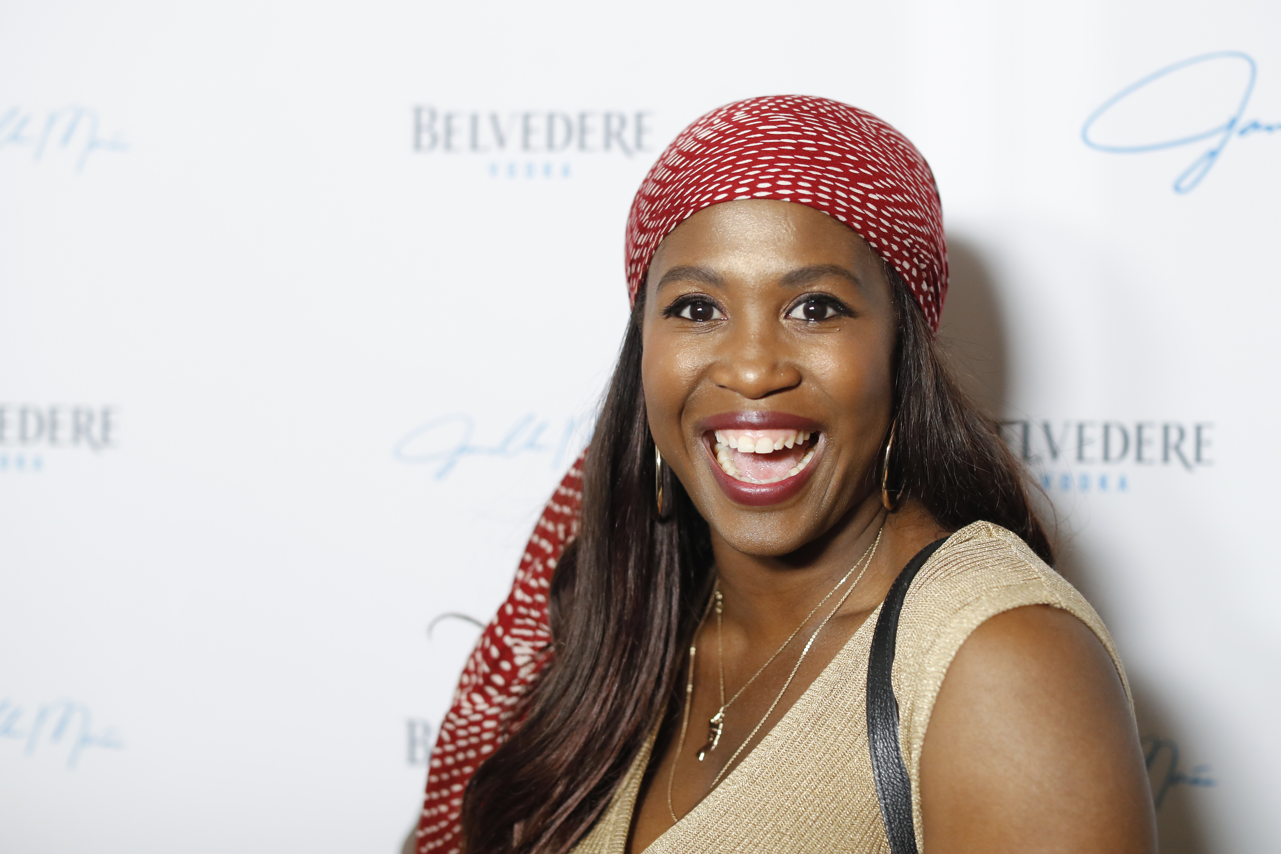 BERLIN, GERMANY - JULY 08: Motsi Mabuse during the Belvedere X Janelle Monae event at Hotel Zoo on July 8, 2019 in Berlin, Germany. (Photo by Franziska Krug/Getty Images for Belvedere)