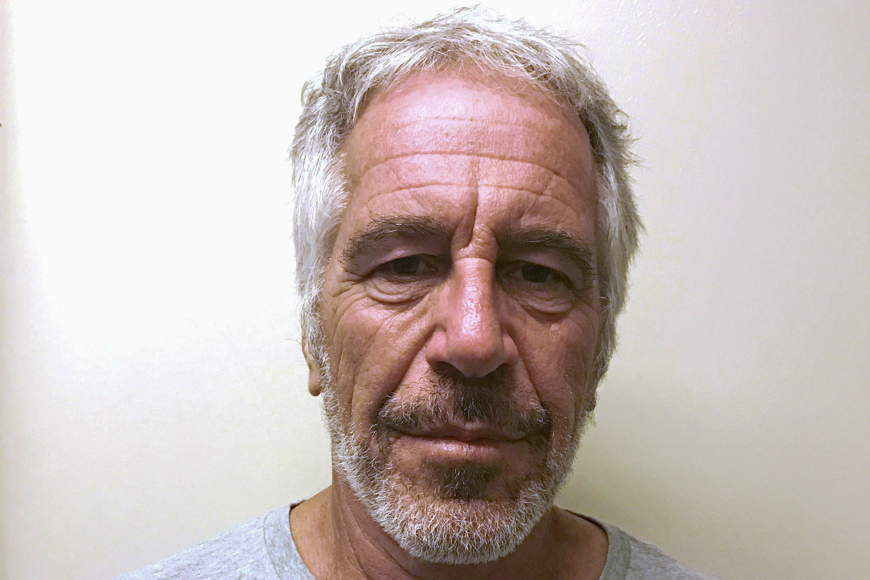 FILE PHOTO:    U.S. financier Jeffrey Epstein appears in a photograph taken for the New York State Division of Criminal Justice Services' sex offender registry March 28, 2017 and obtained by Reuters July 10, 2019.  New York State Division of Criminal Justice Services/Handout via REUTERS. THIS IMAGE HAS BEEN SUPPLIED BY A THIRD PARTY.        NO RESALES. NO ARCHIVES.