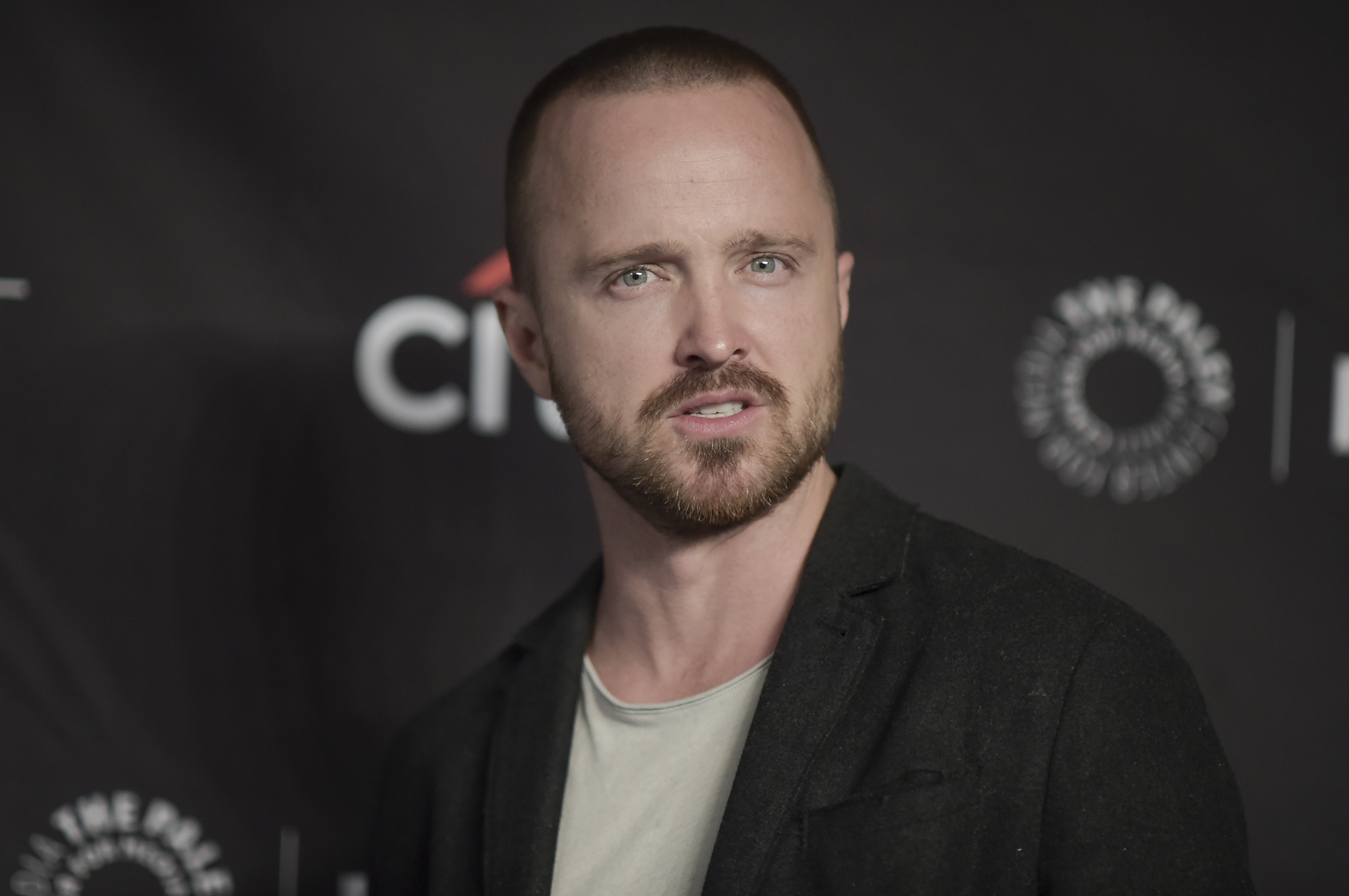 """Aaron Paul attends the 2018 PaleyFest Fall TV Previews """"BoJack Horseman"""" at The Paley Center for Media on Thursday, Sept. 6, 2018, in Beverly Hills, Calif. (Photo by Richard Shotwell/Invision/AP)"""