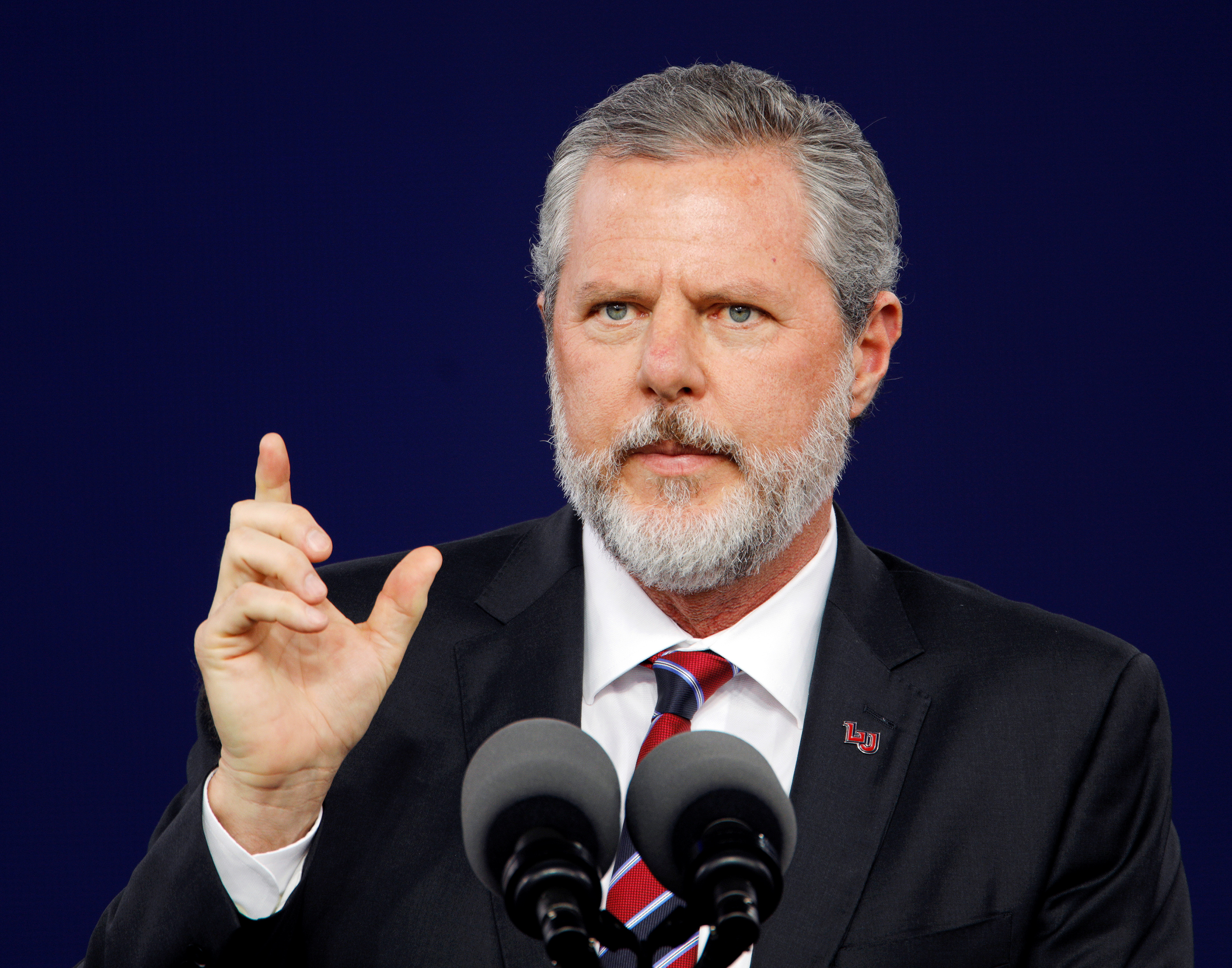 Exclusive: Falwell blasted Liberty student as retarded, police chief as half-wit in emails
