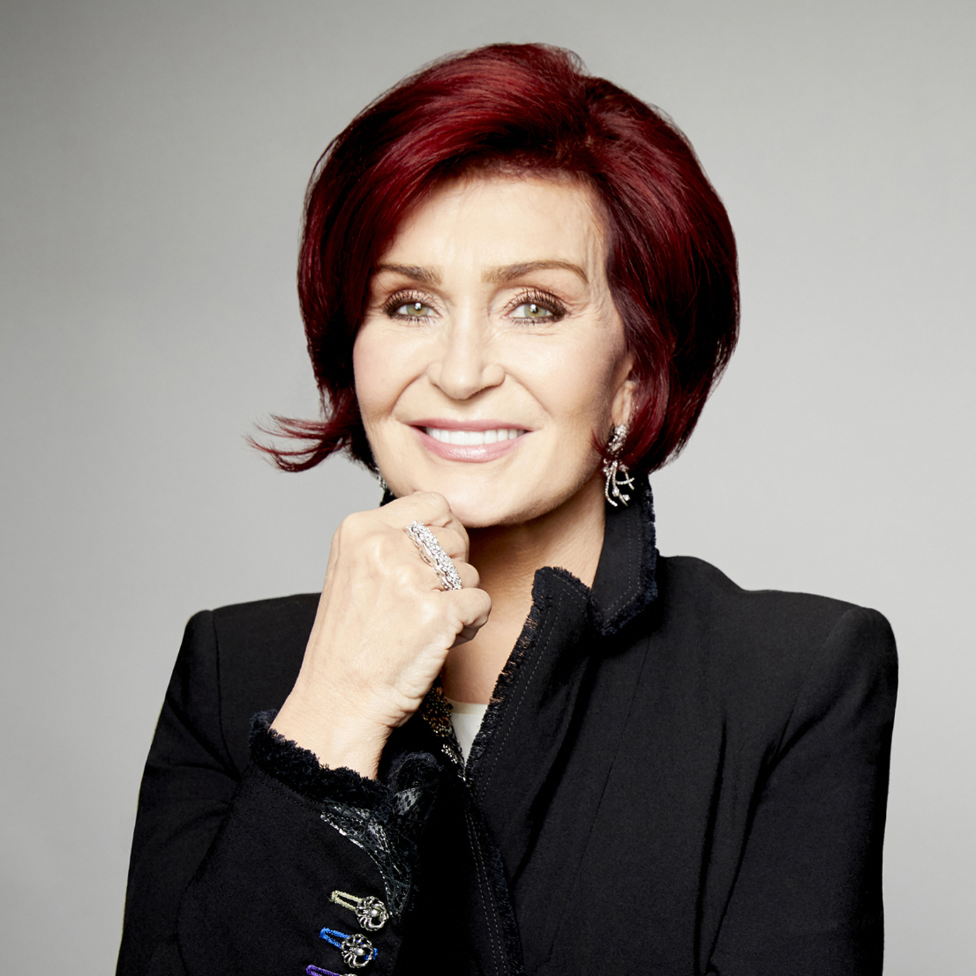 """Sharon Osbourne, pictured before her facelift, returned for a new season of """"The Talk"""" with a new look. (Photo: Art Streiber/CBS via Getty Images)"""
