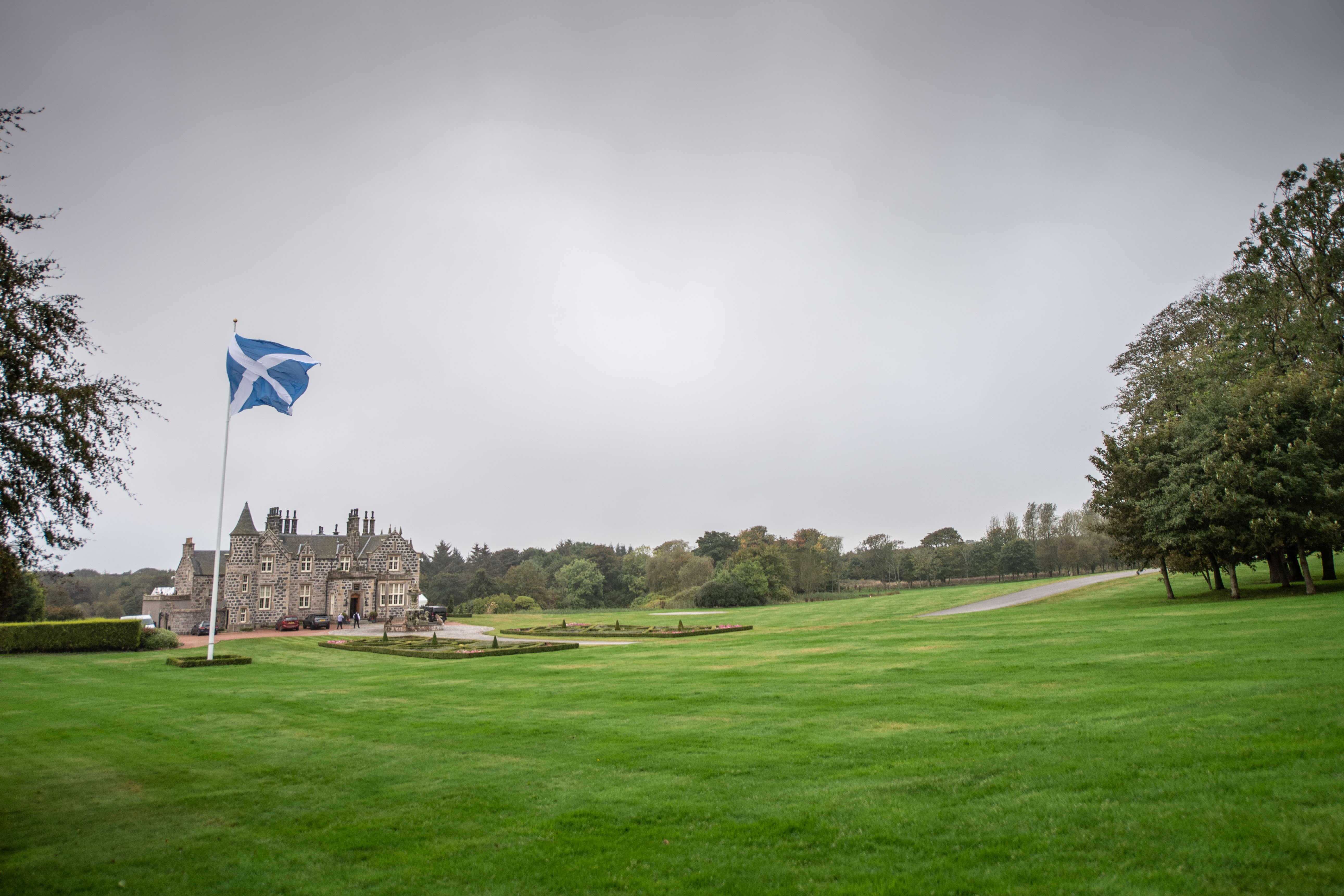 Trump Organization Receives Approval to Expand Golf Resort in Scotland