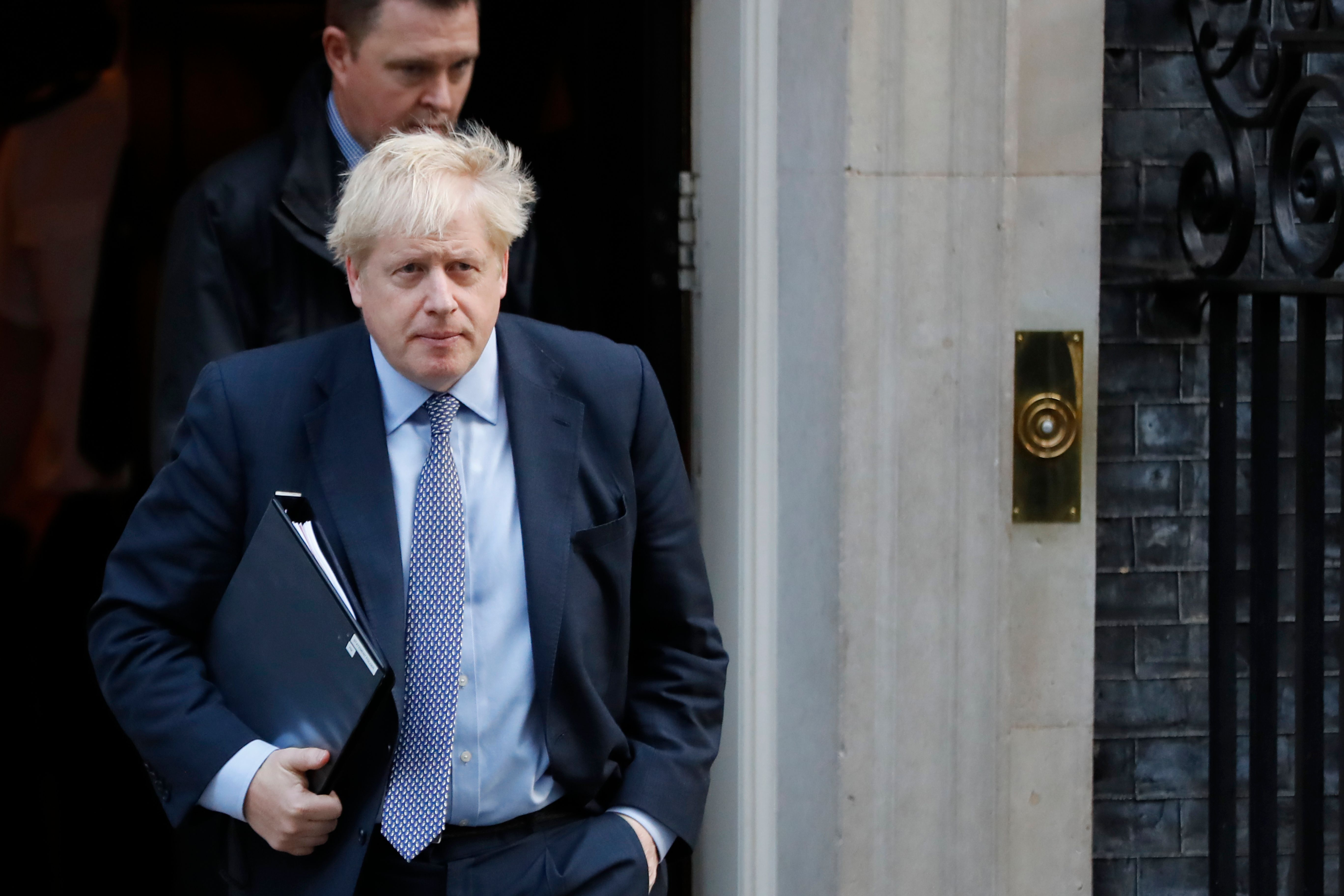 Legal cloud over UK Prime Minister Boris Johnson's Brexit letters