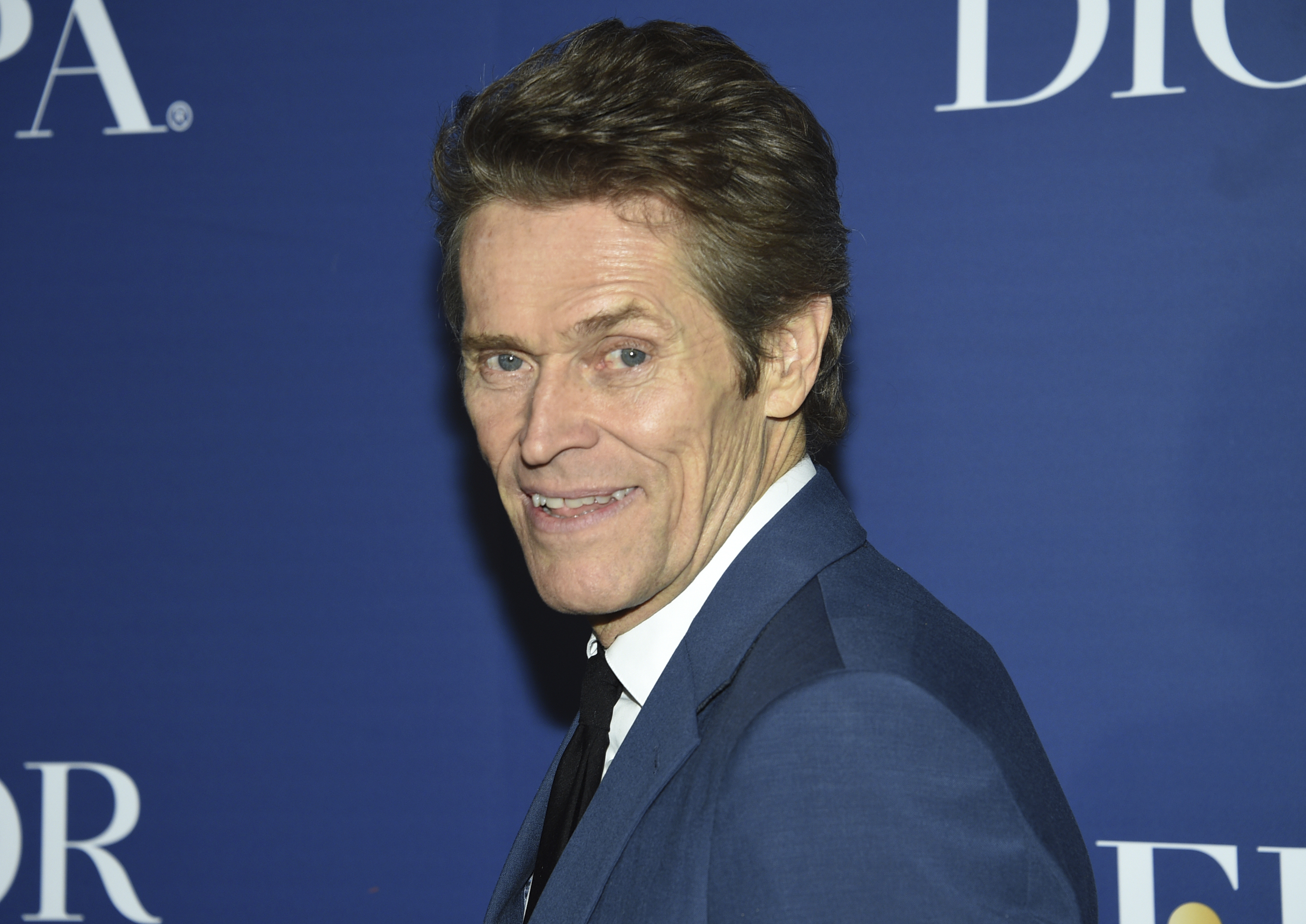 Willem Dafoe attends The Hollywood Foreign Press Association and The Hollywood Reporter's Toronto International Film Festival party on day three of TIFF at the Four Seasons Hotel on Saturday, Sept. 7, 2019, in Toronto. (Photo by Evan Agostini/Invision/AP)
