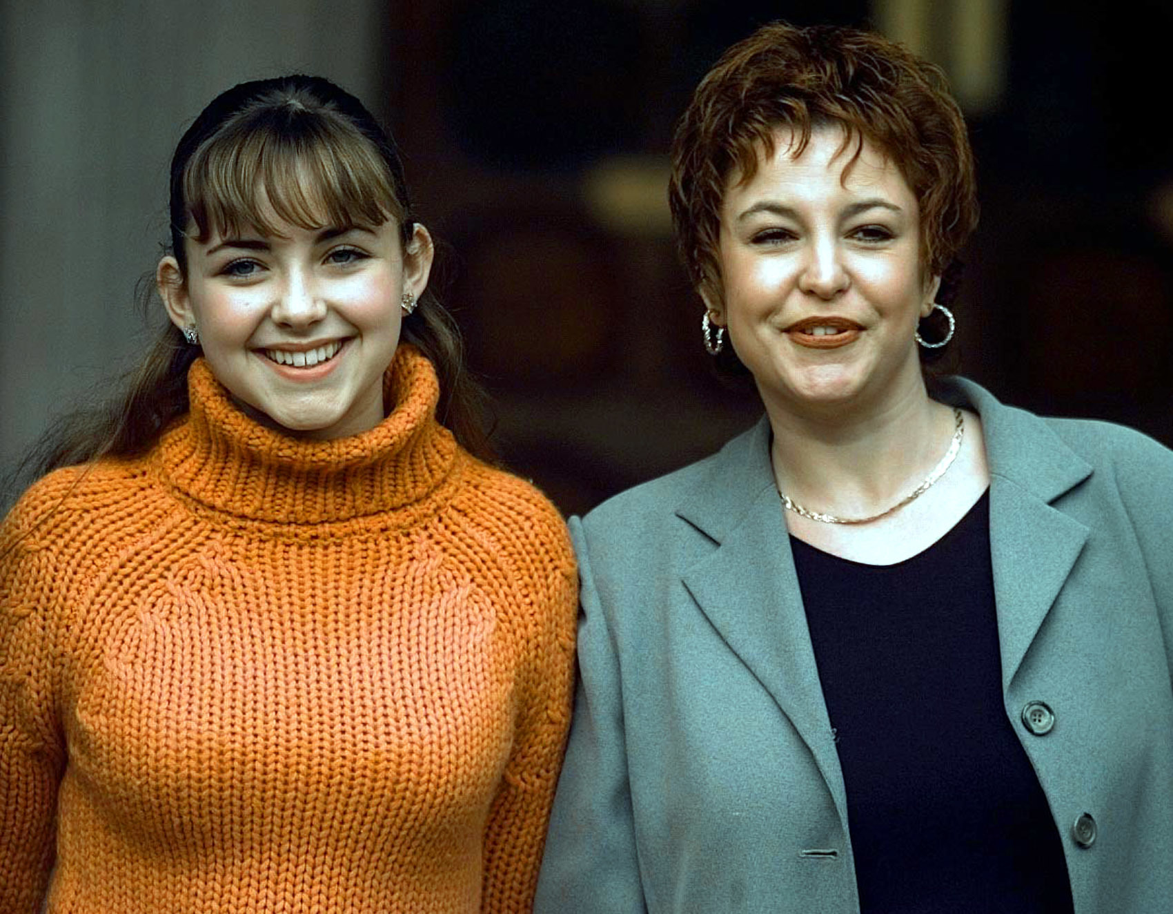 Child soprano Charlotte Church (L) with her mother, Maria, outside the High Court in London, where the 14 year old and her former manager Jonathan Shalit have settled their multi-million pound dispute ending the bitter courtroom battle which began 21/11/00.   * After a morning of legal wrangling between the parties, Charlotte, returned to the court to throw her arms around her barrister, Mr Richard Englehart QC, and kiss him in gratitude. 03/01/01: Charlotte opening the Harrods January Sale, in London's Knightsbridge.