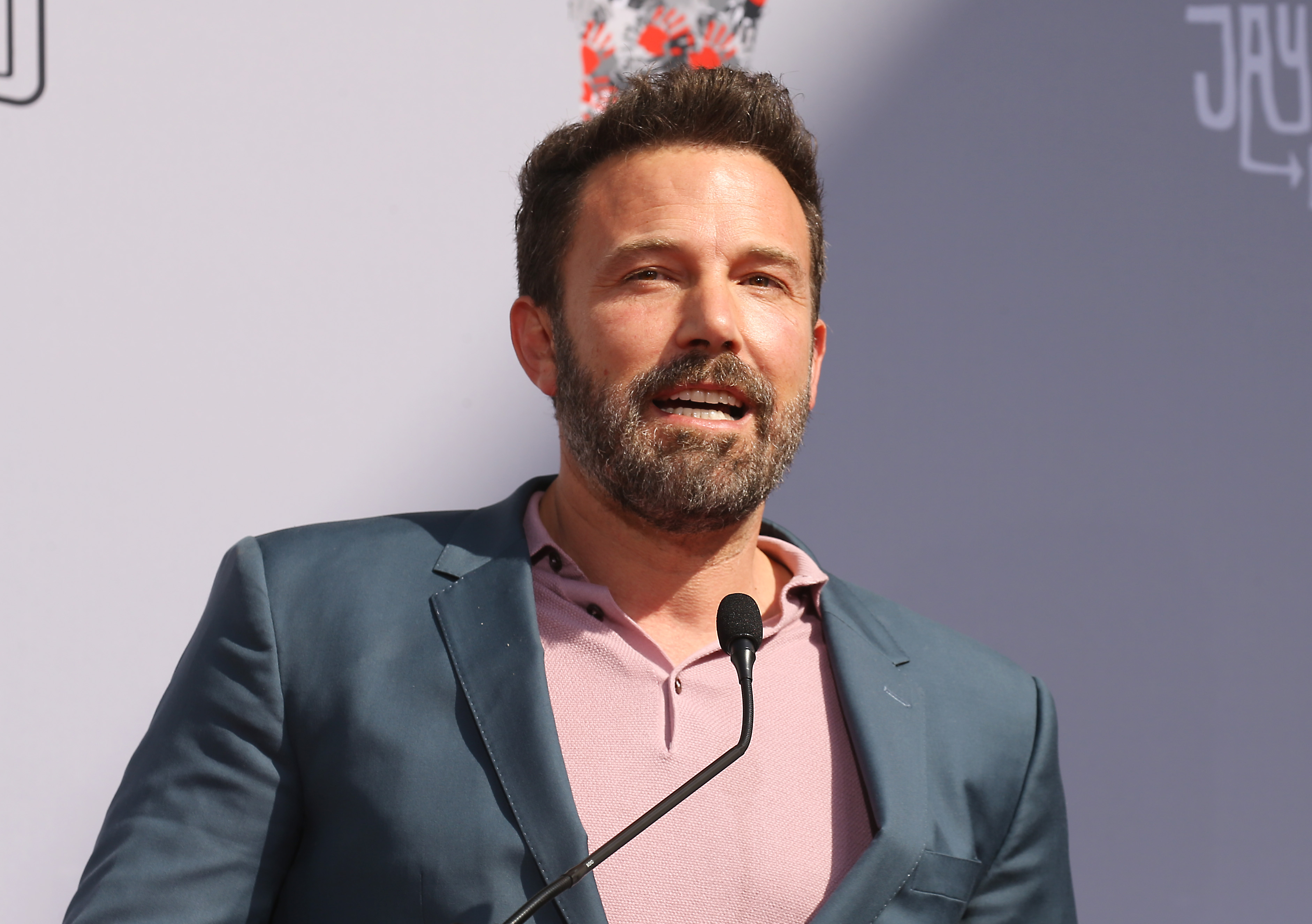 "Affleck is speaking out about the ""vicious cycle"" of substance abuse. (Photo: Michael Tran/FilmMagic)"