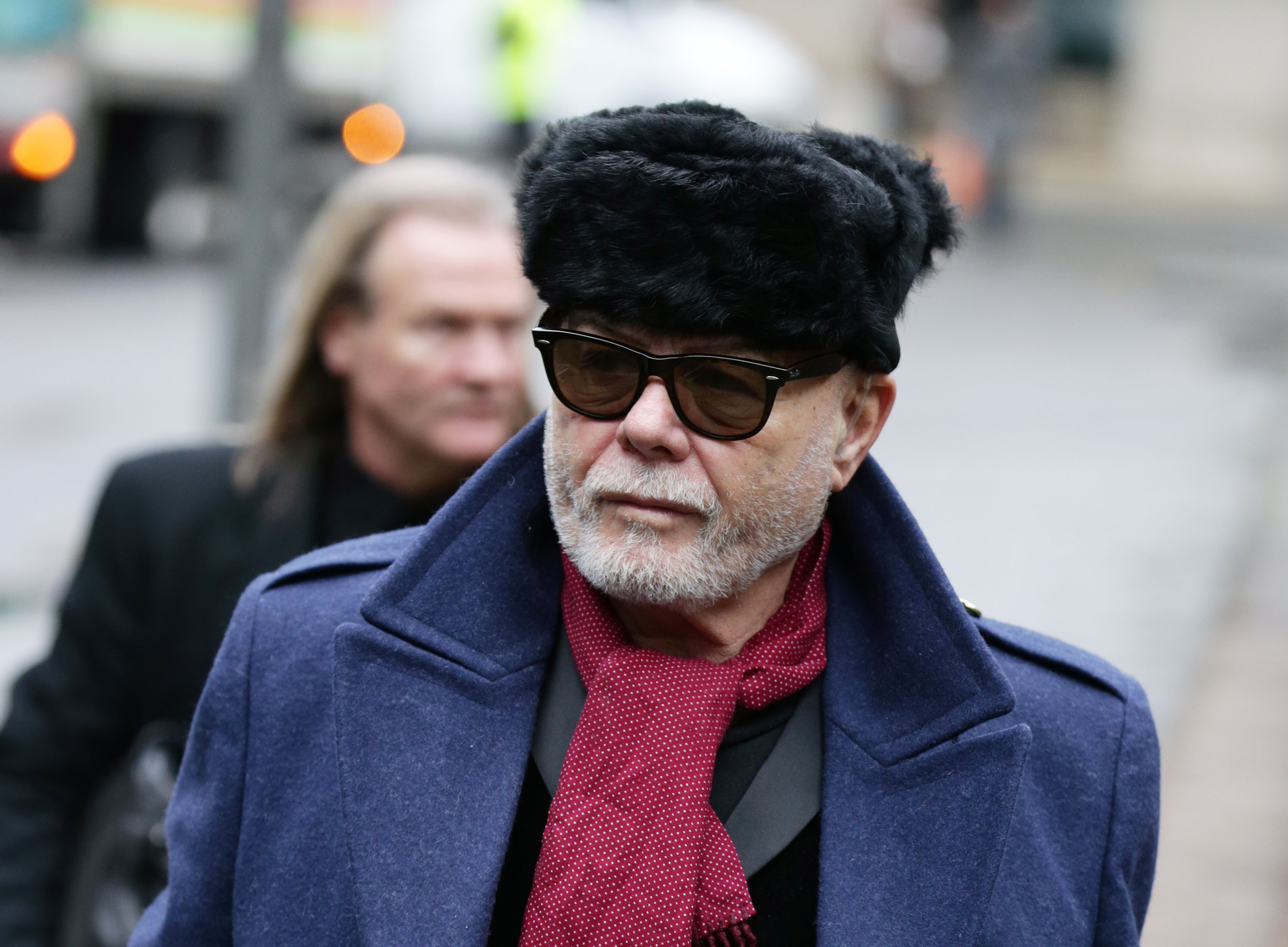 Why Gary Glitter won't get any royalties from The Joker