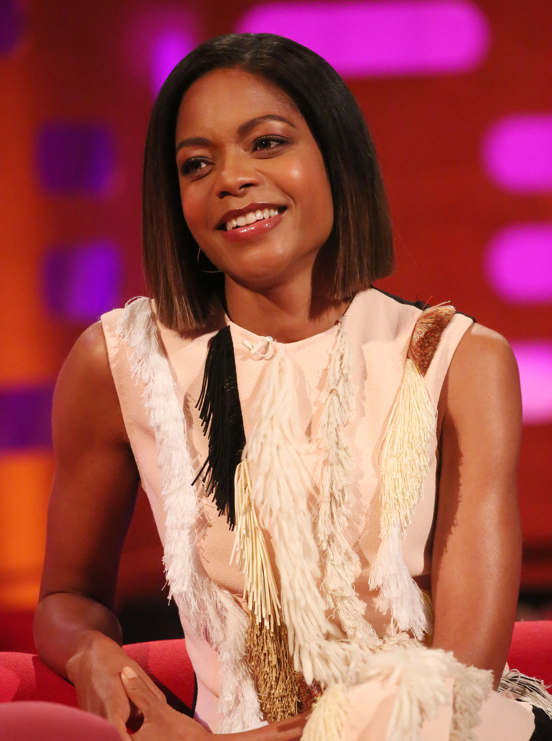 File photo dated 12/4/2018 of James Bond star Naomie Harris, who will co-star with Jude Law in a new TV drama.