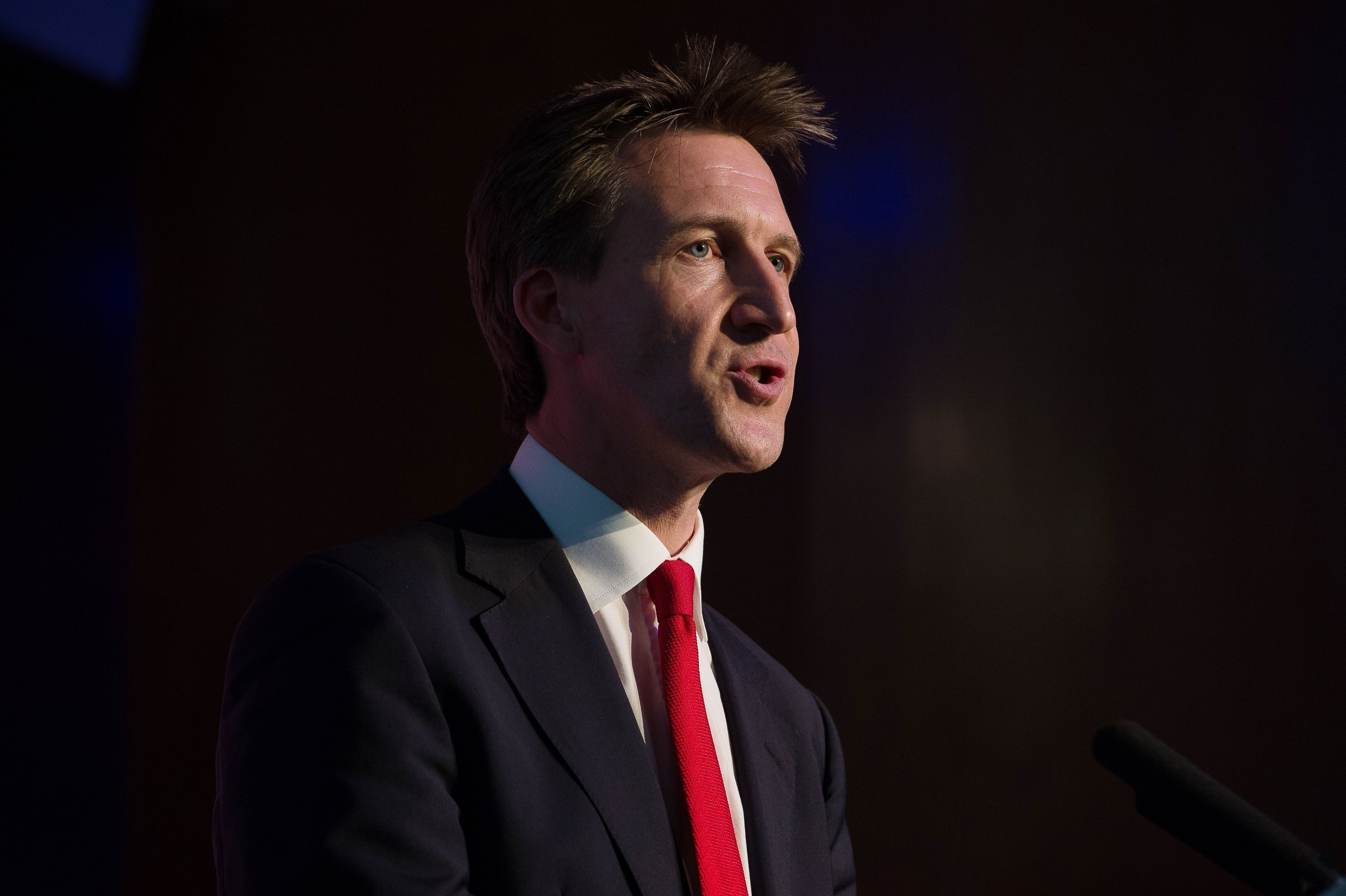 Mr Wood is hoping the Brexit Party candidates will unseat Labour's Dan Jarvis (pictured) and  Stephanie Peacock. (PA)