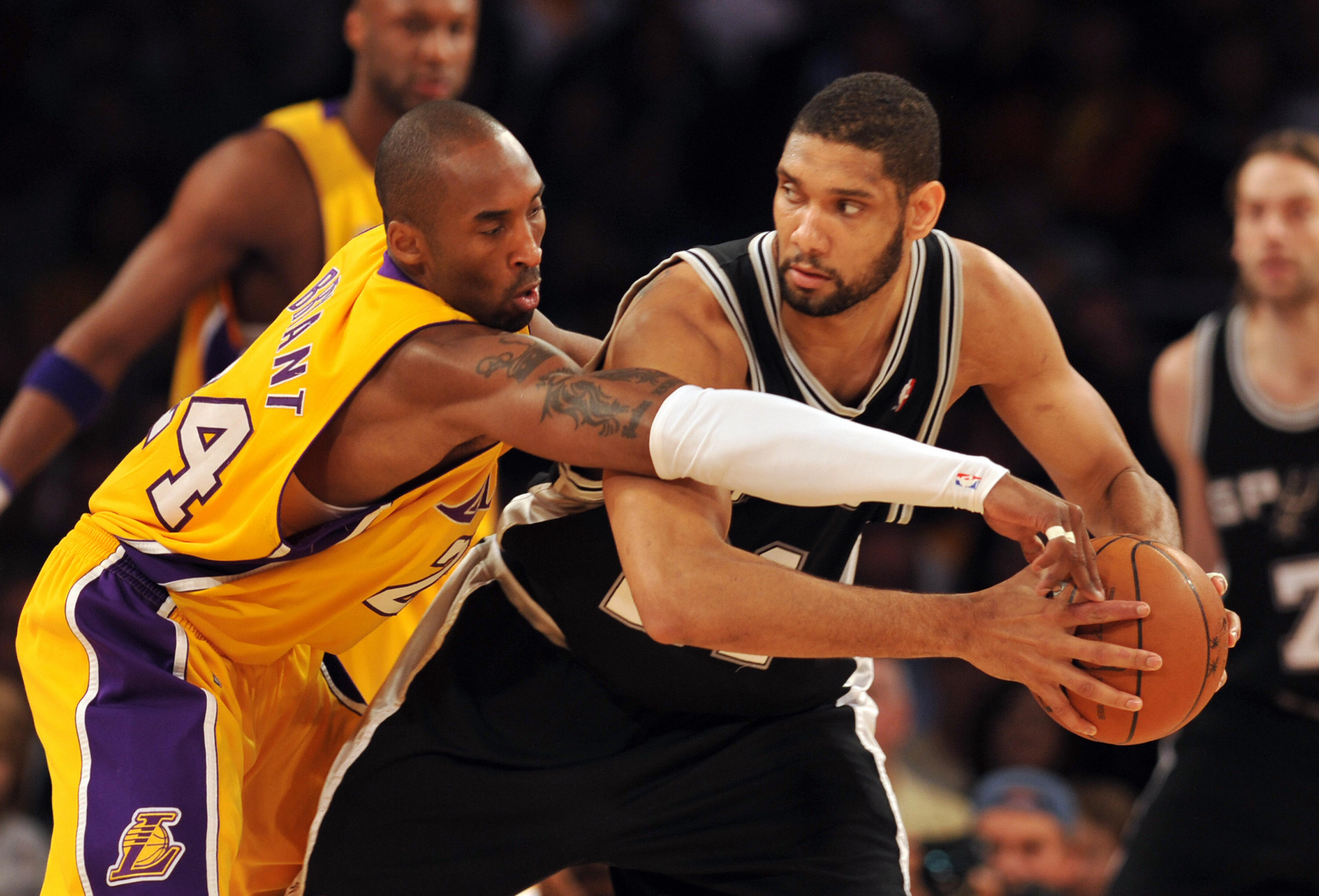 Kobe, Duncan headline 1st-time nominees for 2020 HOF class