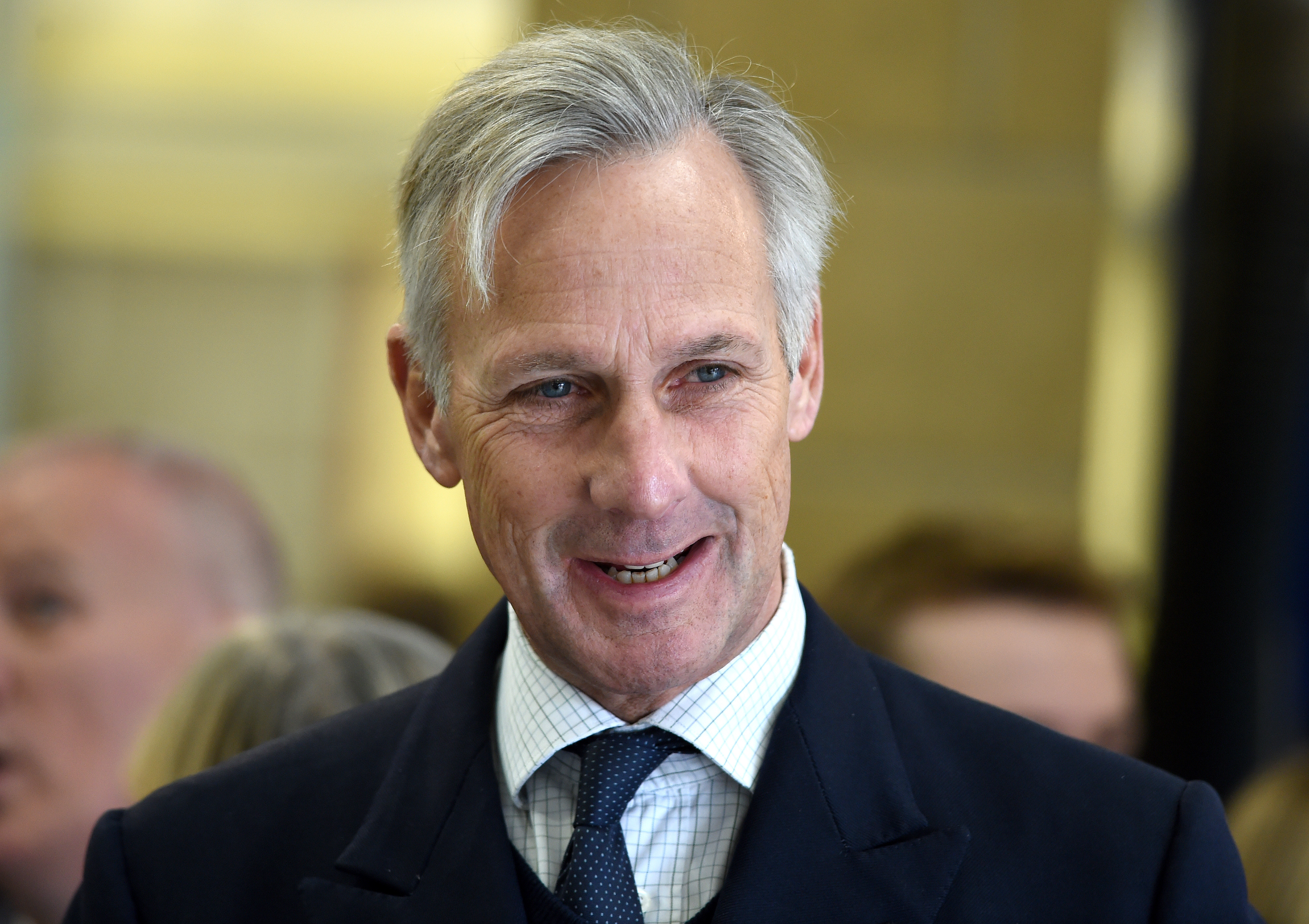 Richard Drax is seeking re-election as the Conservative MP for South Dorset. (Getty)