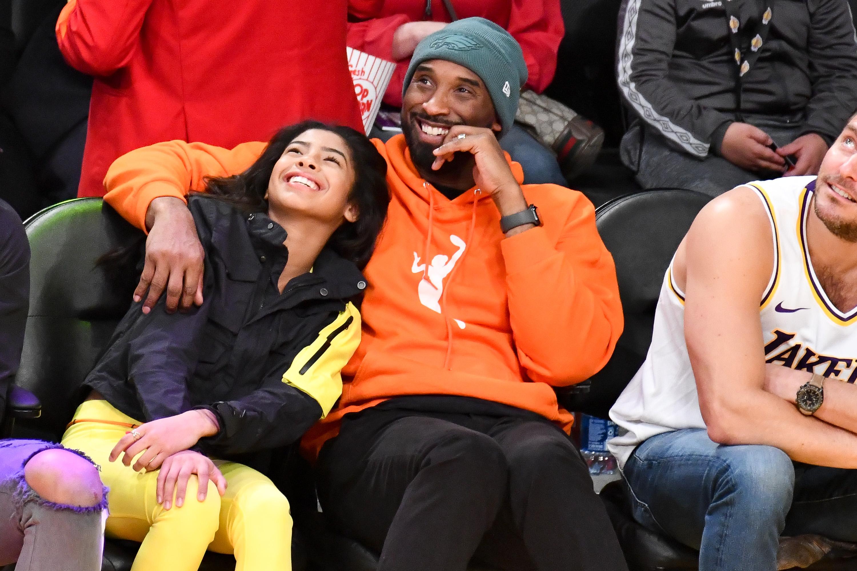 Kobe Bryant's daughter, Gianna, was honorary pick in Friday night's WNBA Draft