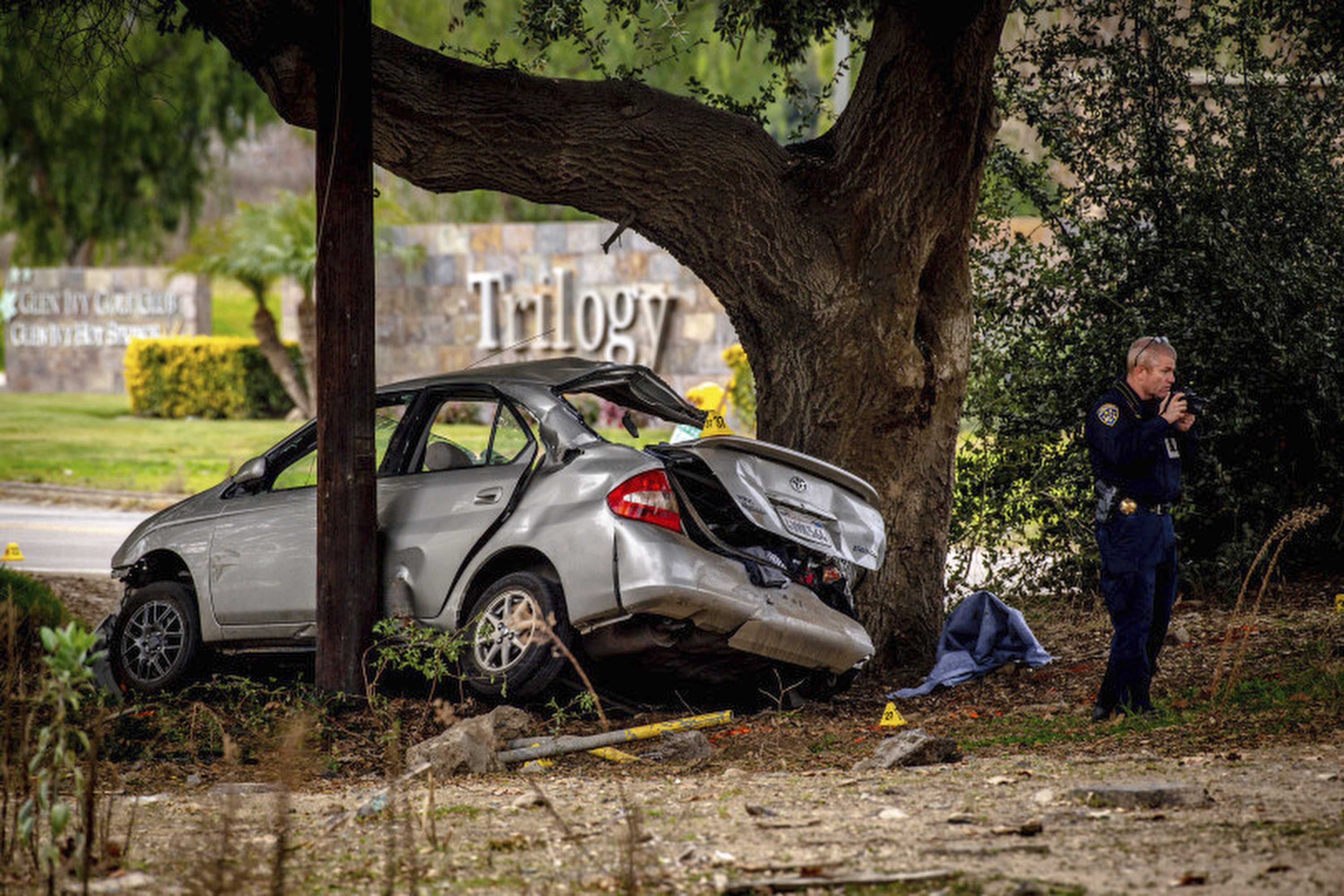 Doorbell Ditch Prank Led to Crash That Killed 3 Teens, Officials Say