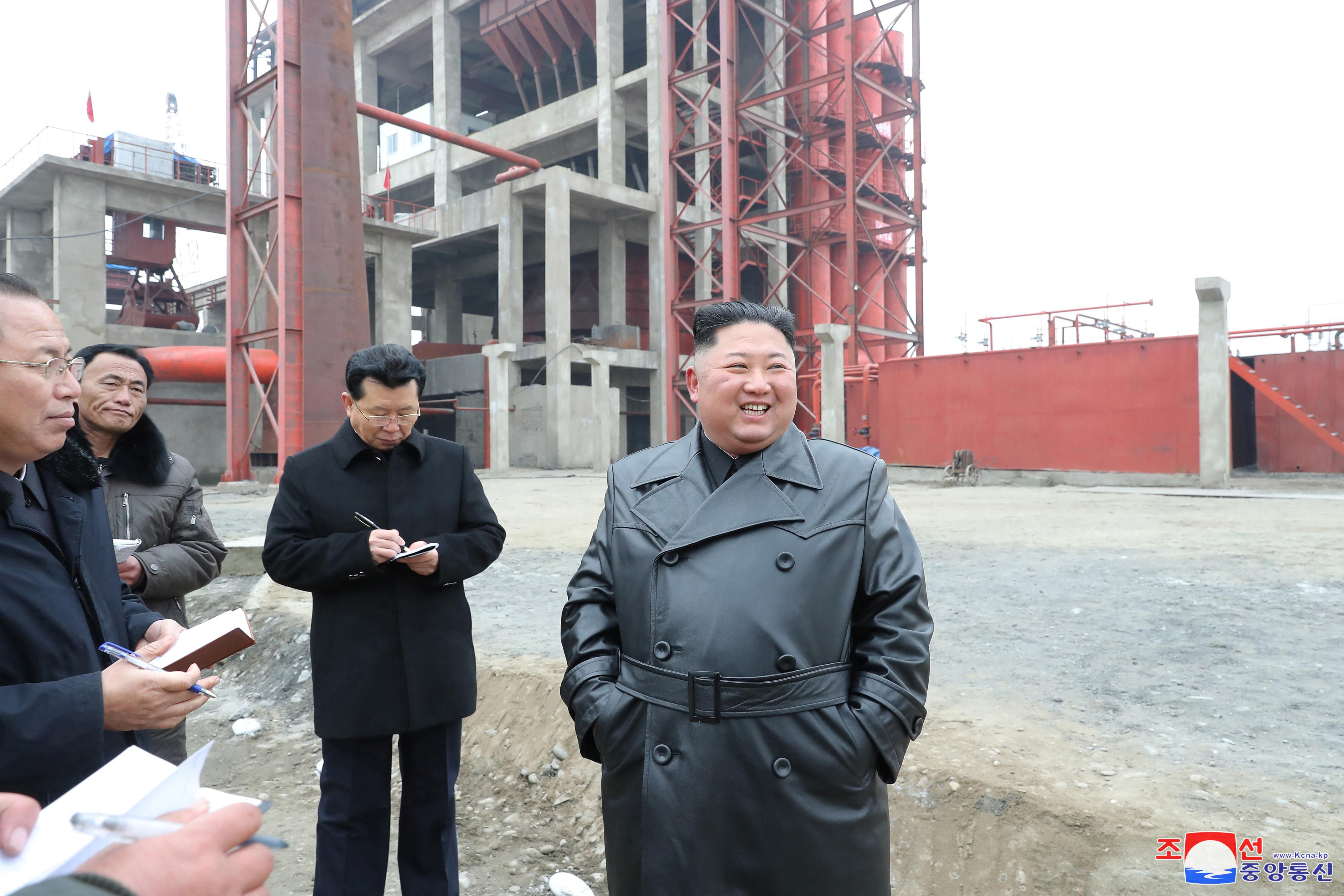 North Korean Leaders Aunt Re-Emerges After Husbands Execution