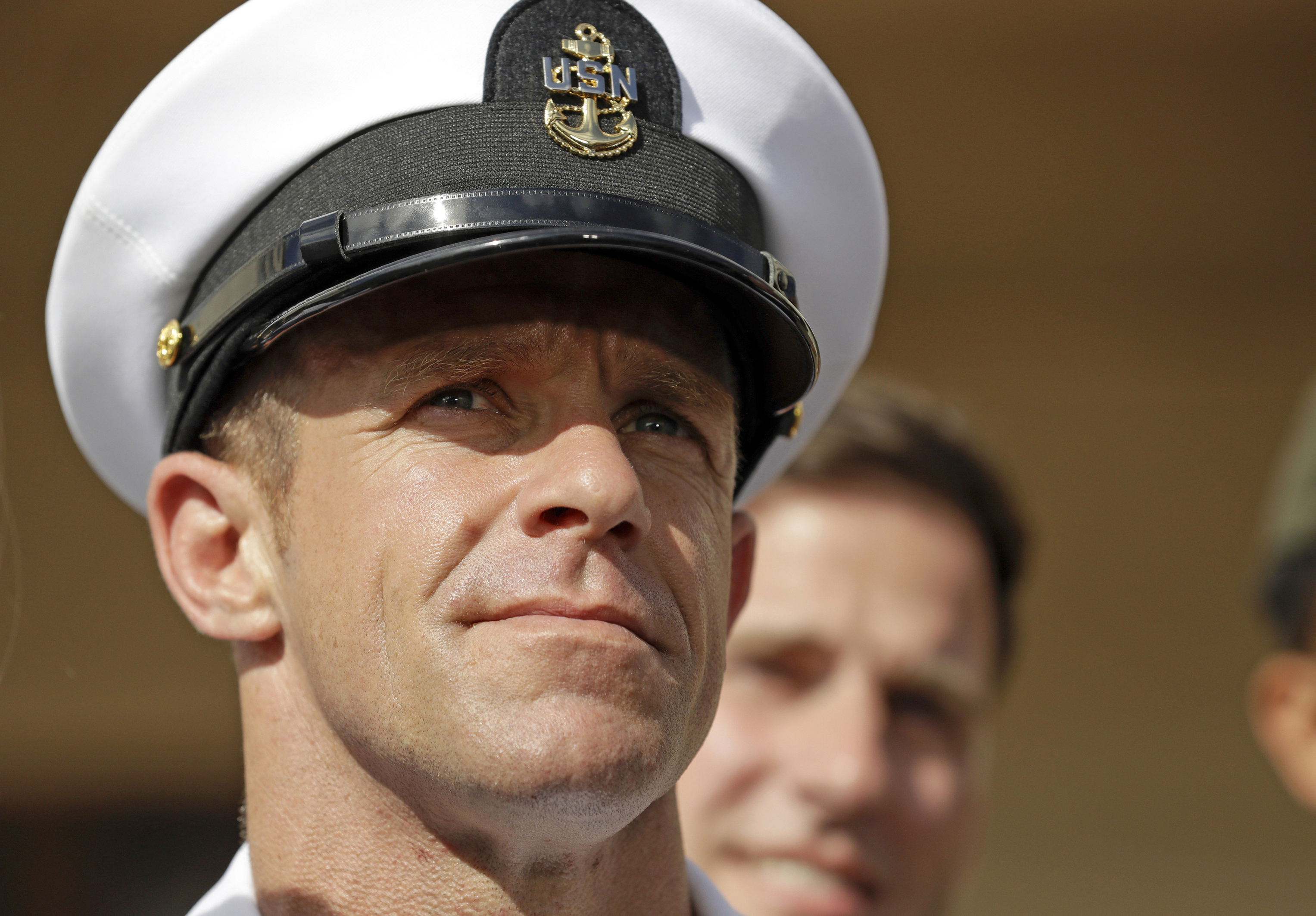 From the Brig to Mar-a-Lago, Former Navy SEAL Capitalizes on Newfound Fame