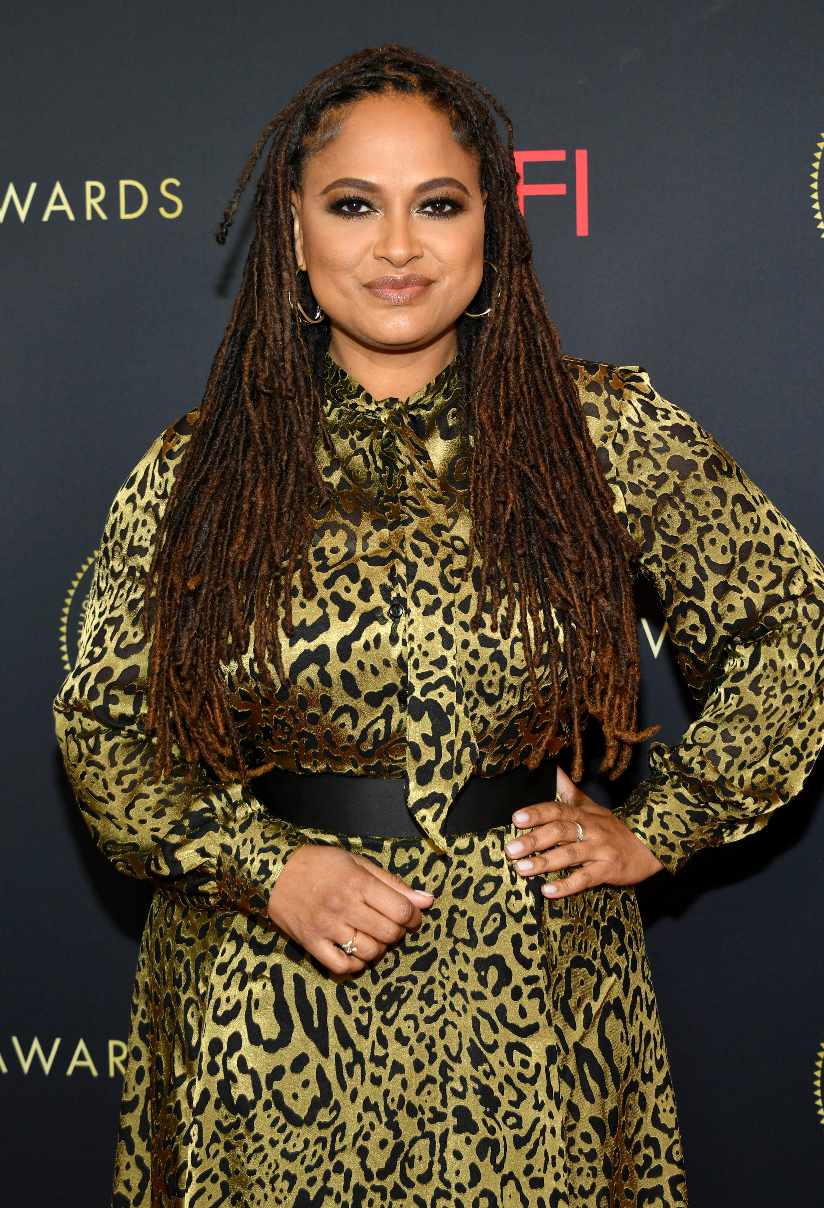 """Director Ava DuVernay told Kelly she should be """"ashamed"""" of her remarks on Kaepernick and racism. (Photo: Amy Sussman/Getty Images for AFI)"""