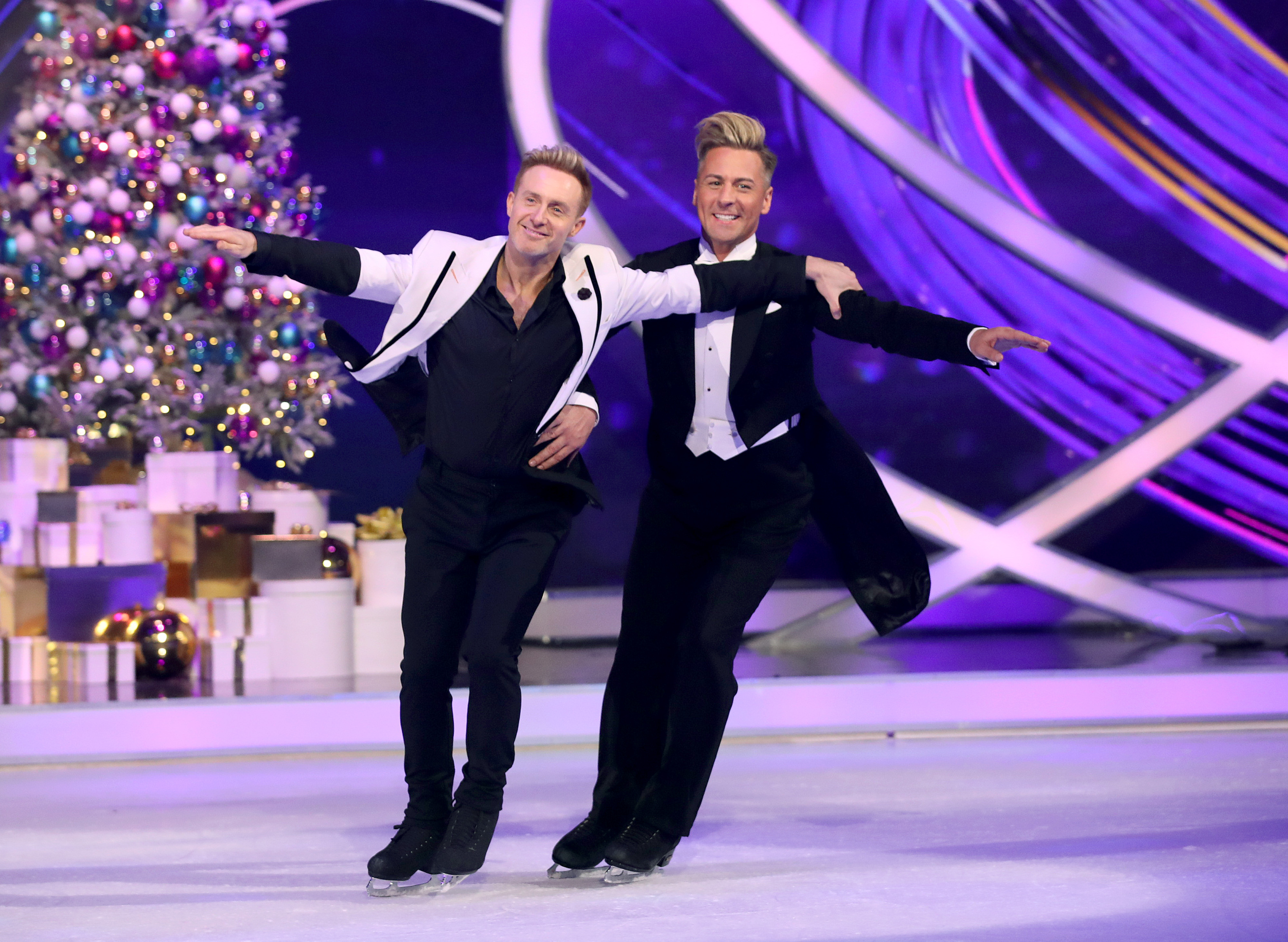 Dancing on Ice professional Matt Evers reacts to same sex ...
