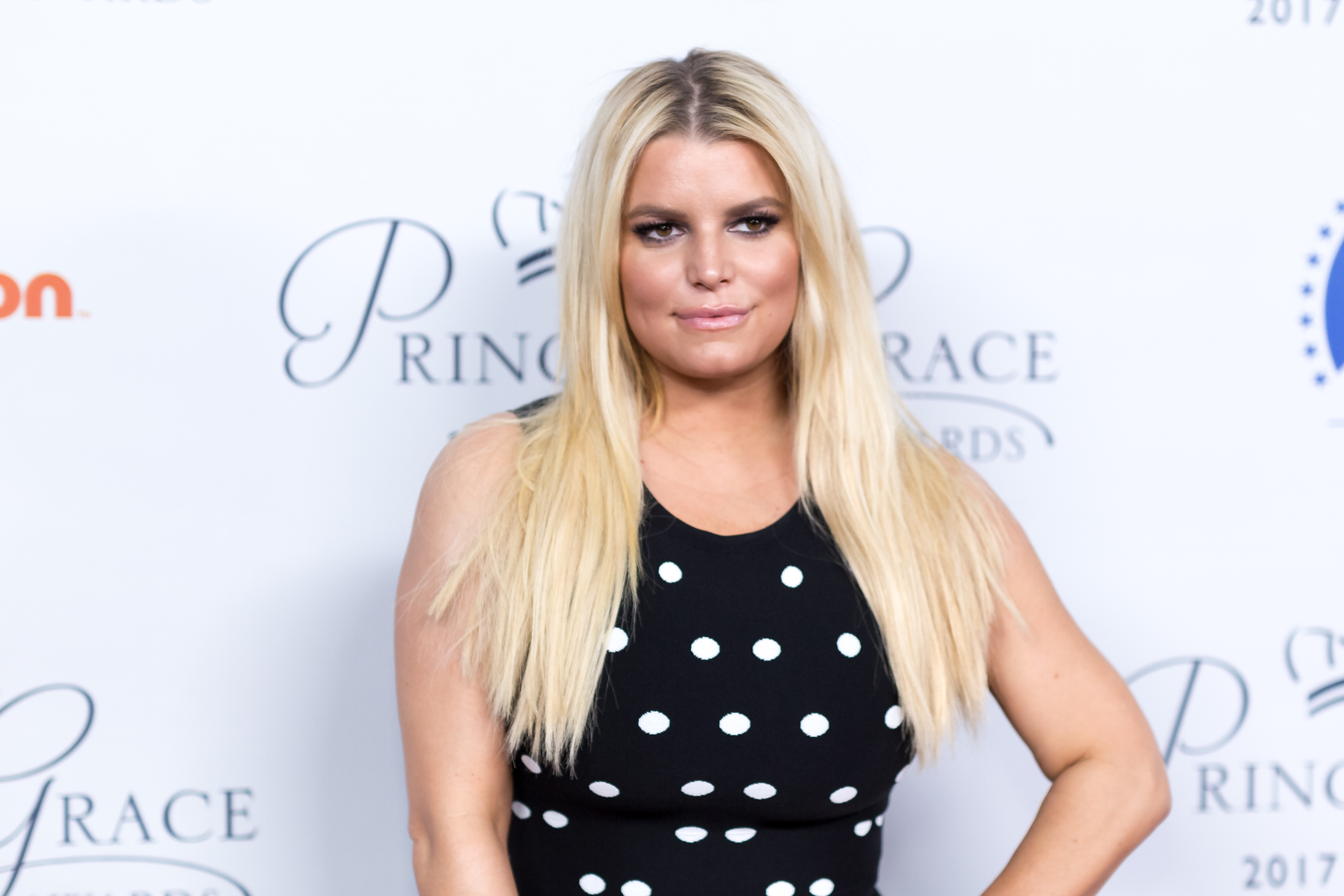 Jessica Simpson recalls taking diet pills to lose weight at the direction of a music exec: I was down to 103 pounds