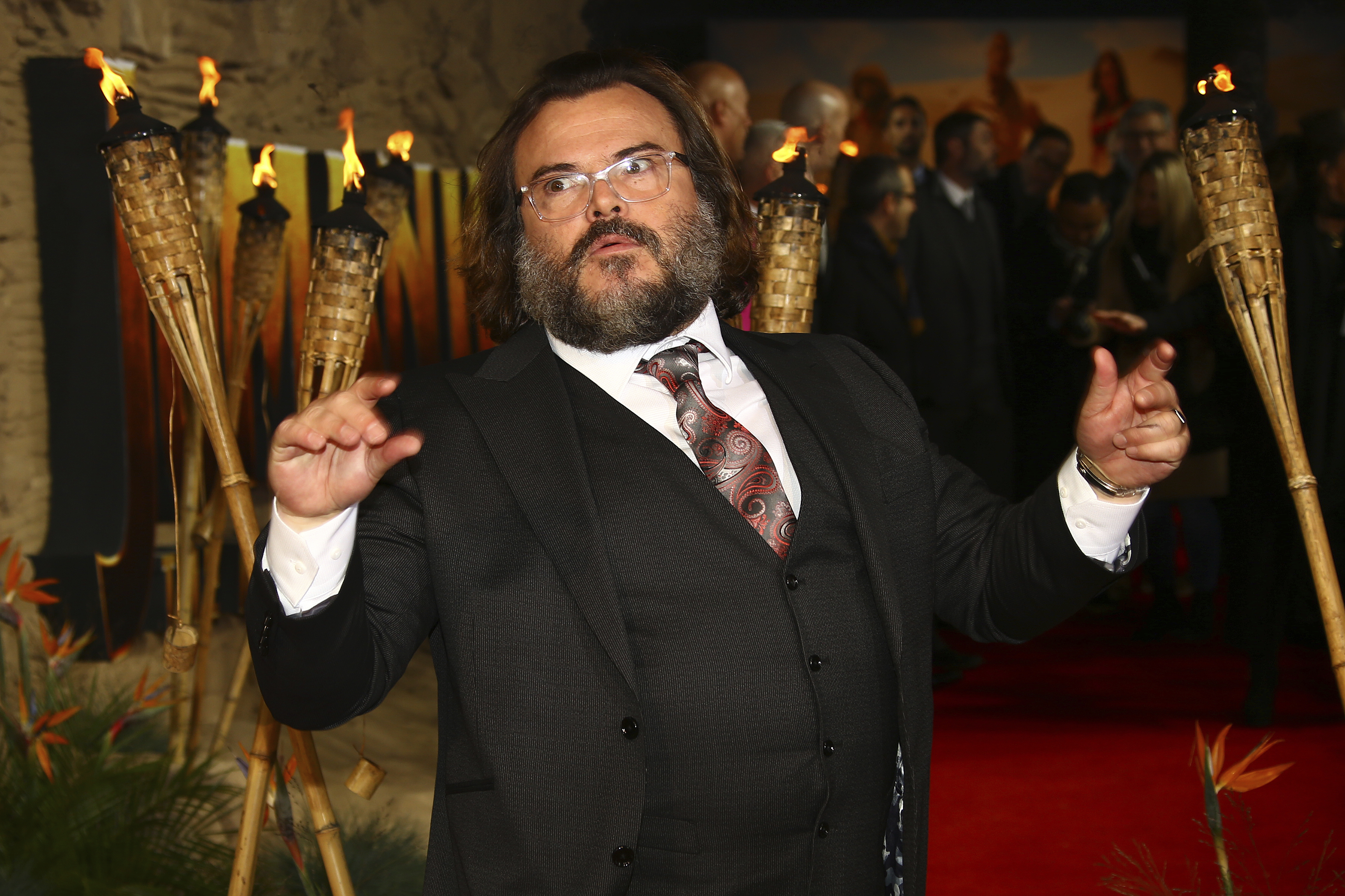 Jack Black makes his triumphant debut on TikTok and other stories from this week