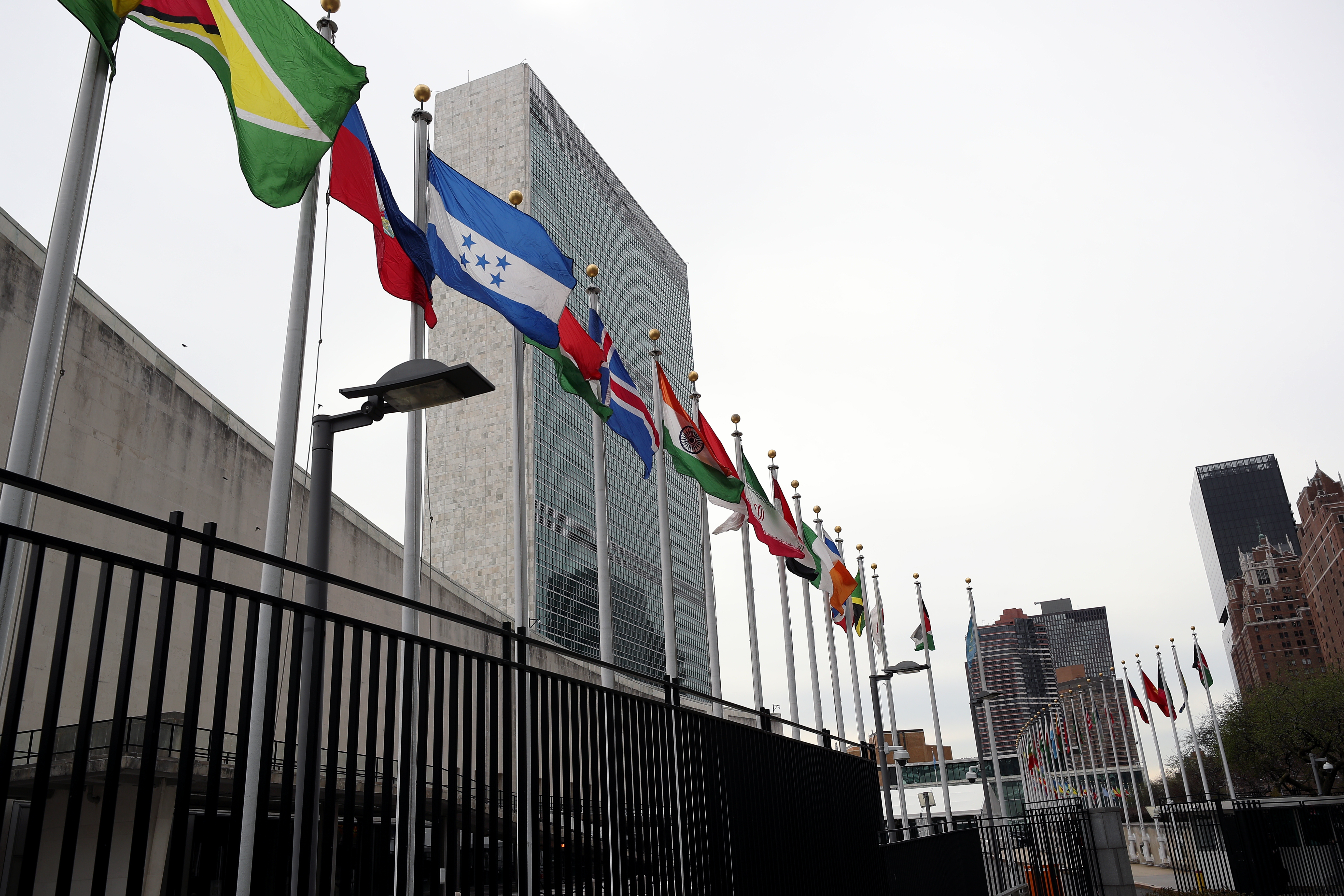 Diplomat from Philippines first known coronavirus case at U.N. in New York