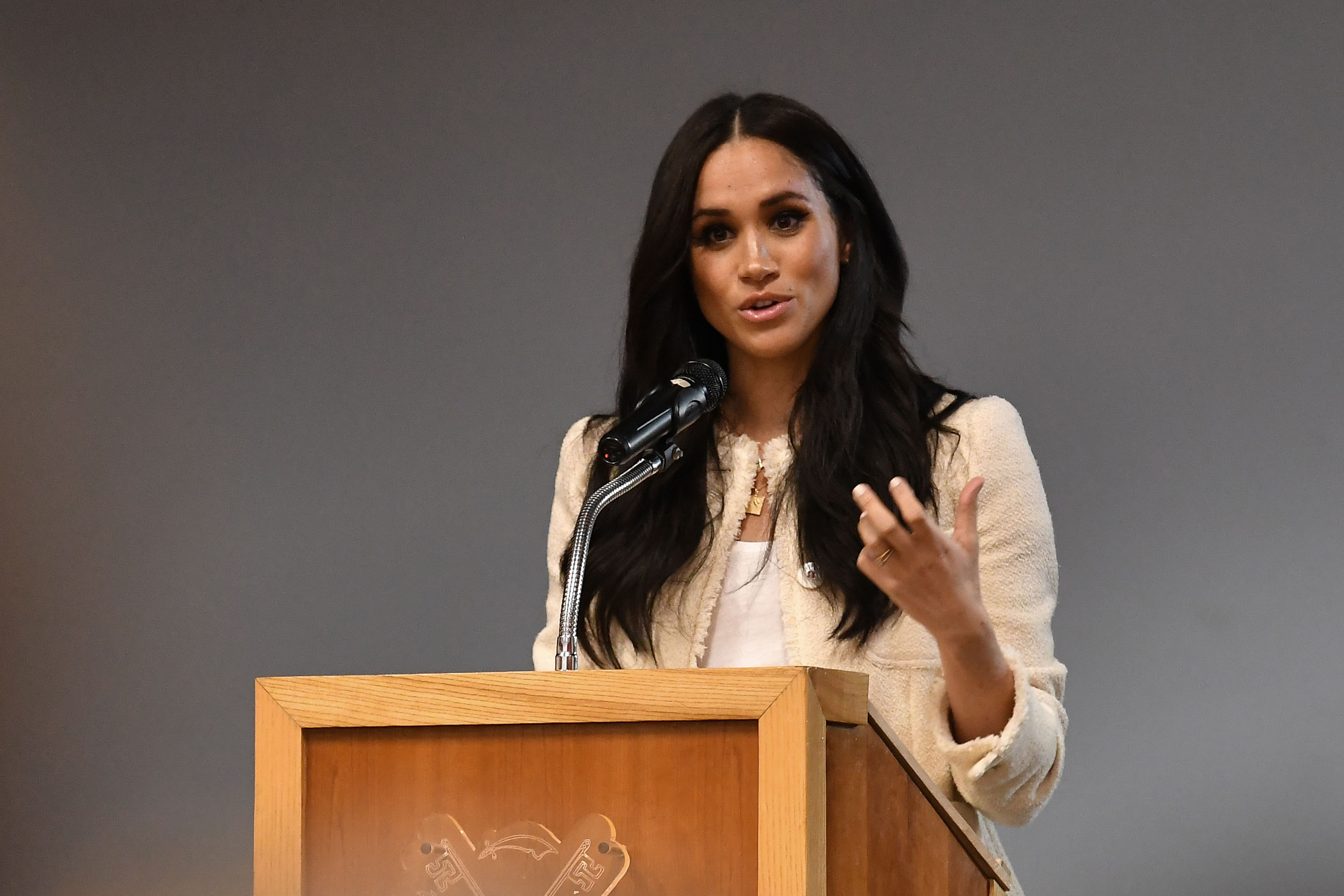 Meghan Markle pays tribute to George Floyd in commencement speech and other stories from this week