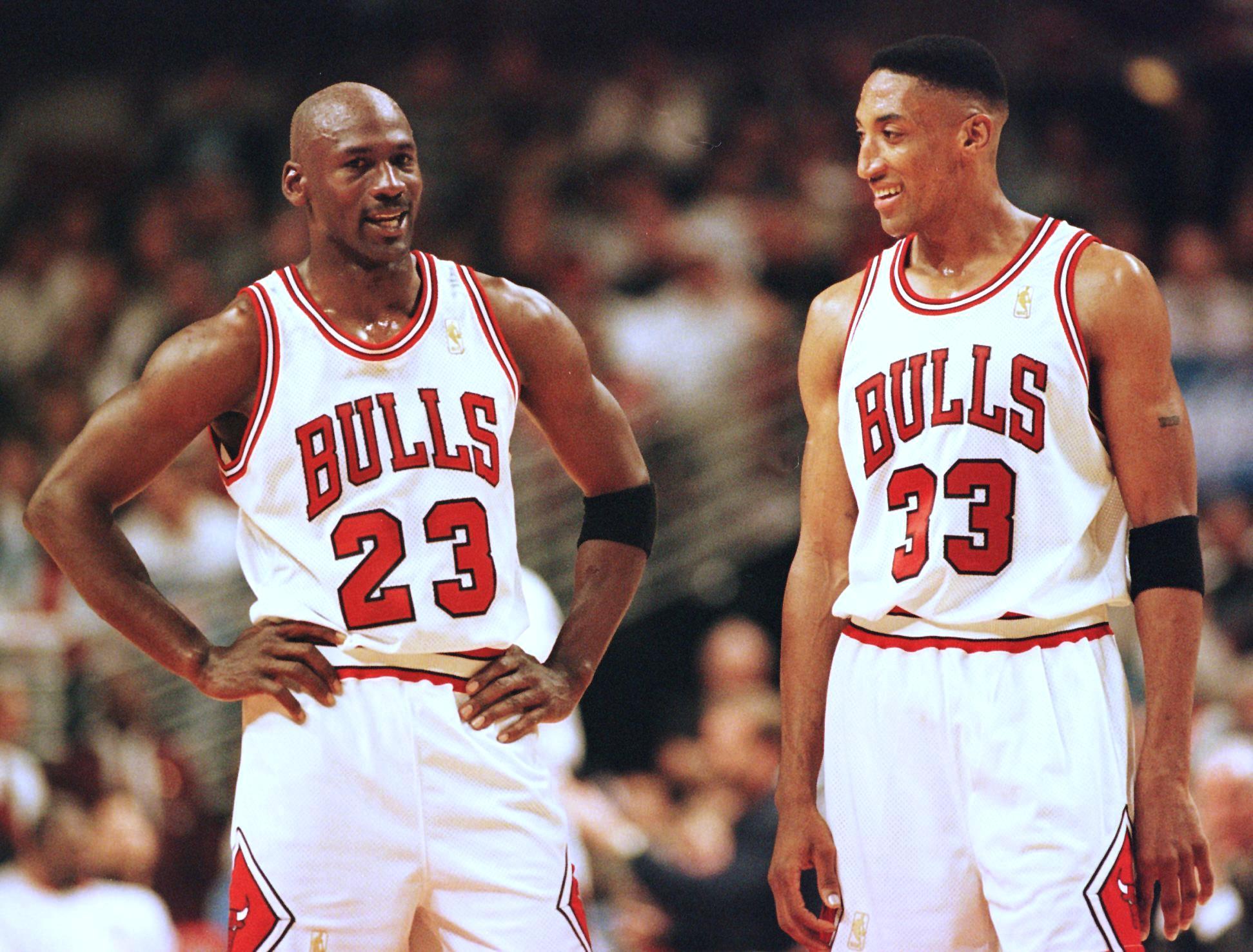Scottie Pippen Denies The Last Dance Caused Rift With Michael Jordan