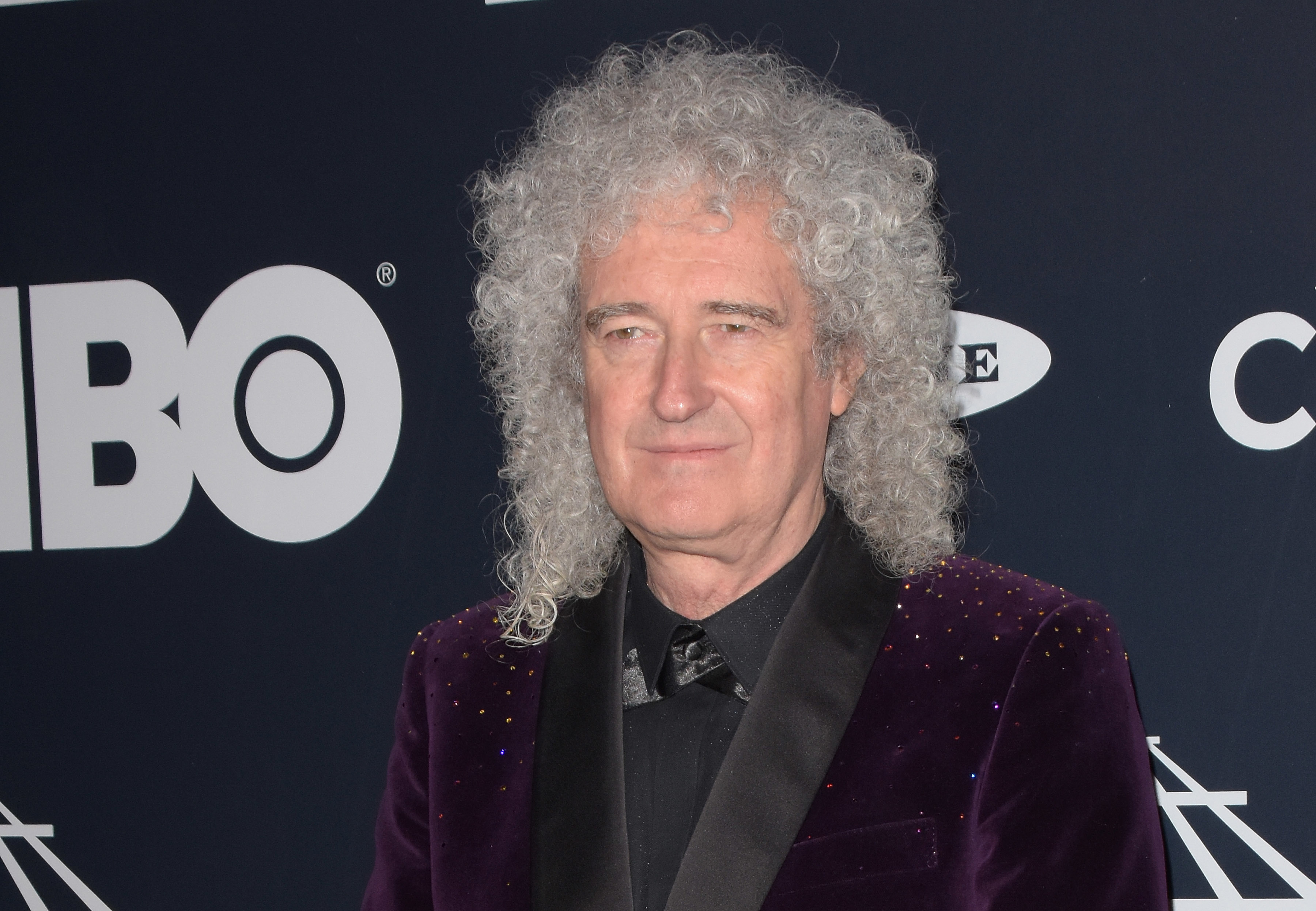 Brian May attends the 2019 Rock & Roll Hall Of Fame Induction Ceremony at Barclays Center on March 29, 2019 in Brooklyn, New York. (Photo by imageSPACE/Sipa USA)