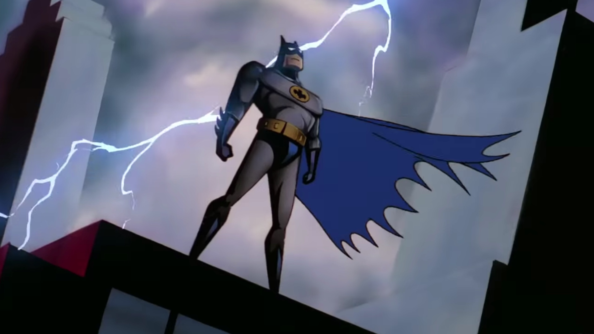 Kevin Conroy And Paul Dini Celebrate 26 Years Of Batman The Animated Series