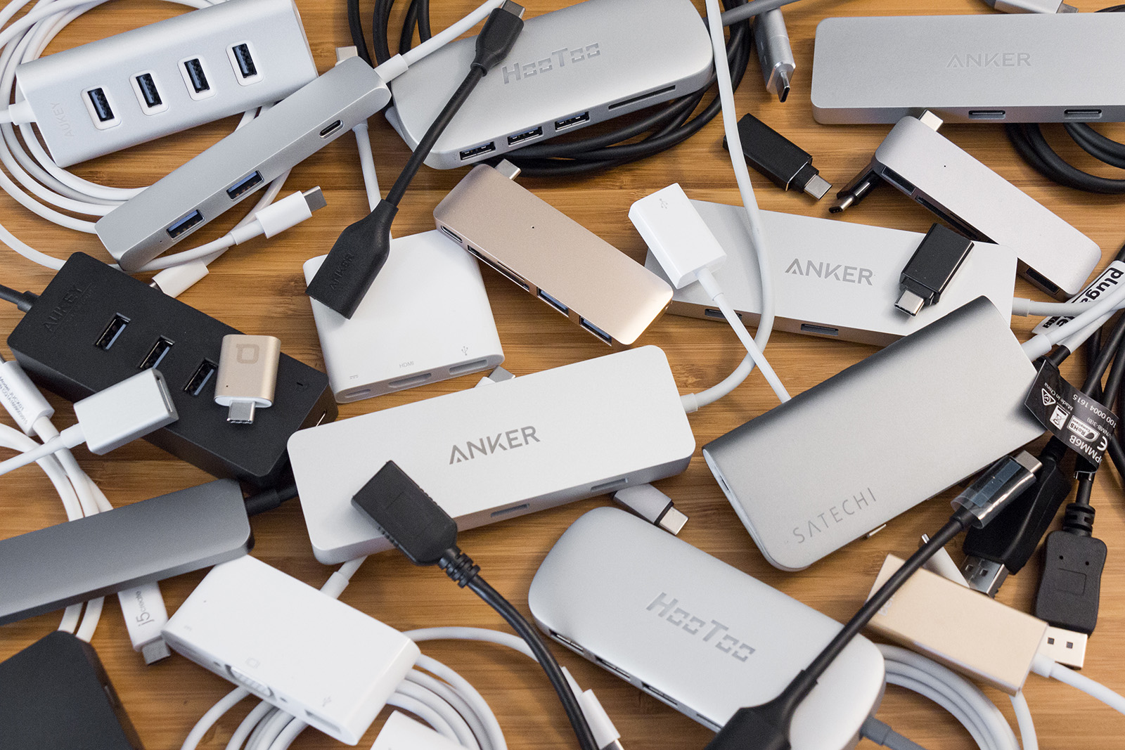 The best USB-C adapters, cables and hubs