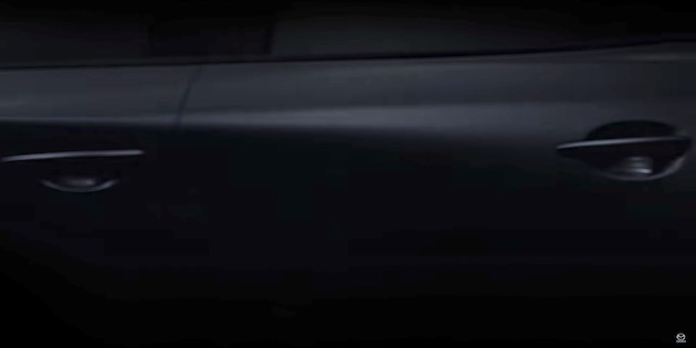 Next-gen Mazda3 teased in new video, should debut next month