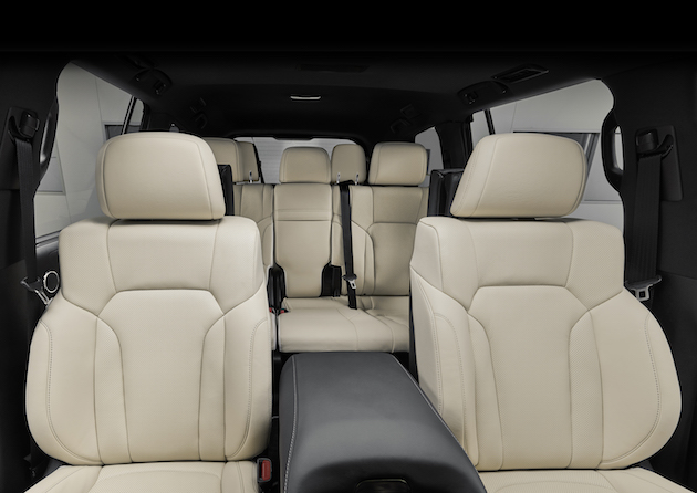 2019 Lexus LX Inspiration Series