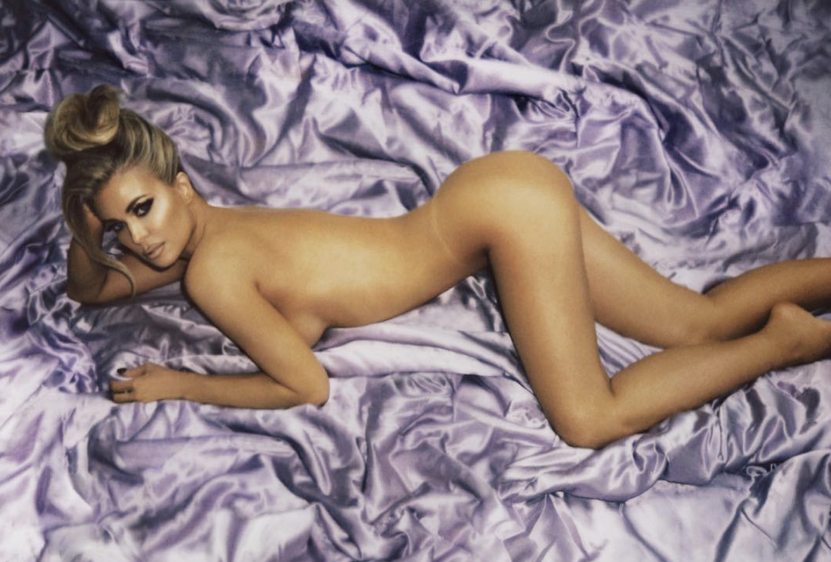 Carmen Electra, 46, bares all in sexy nude photo shoot [Video]