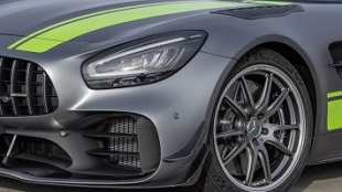Mercedes-AMG GT R Pro is new and designed to race