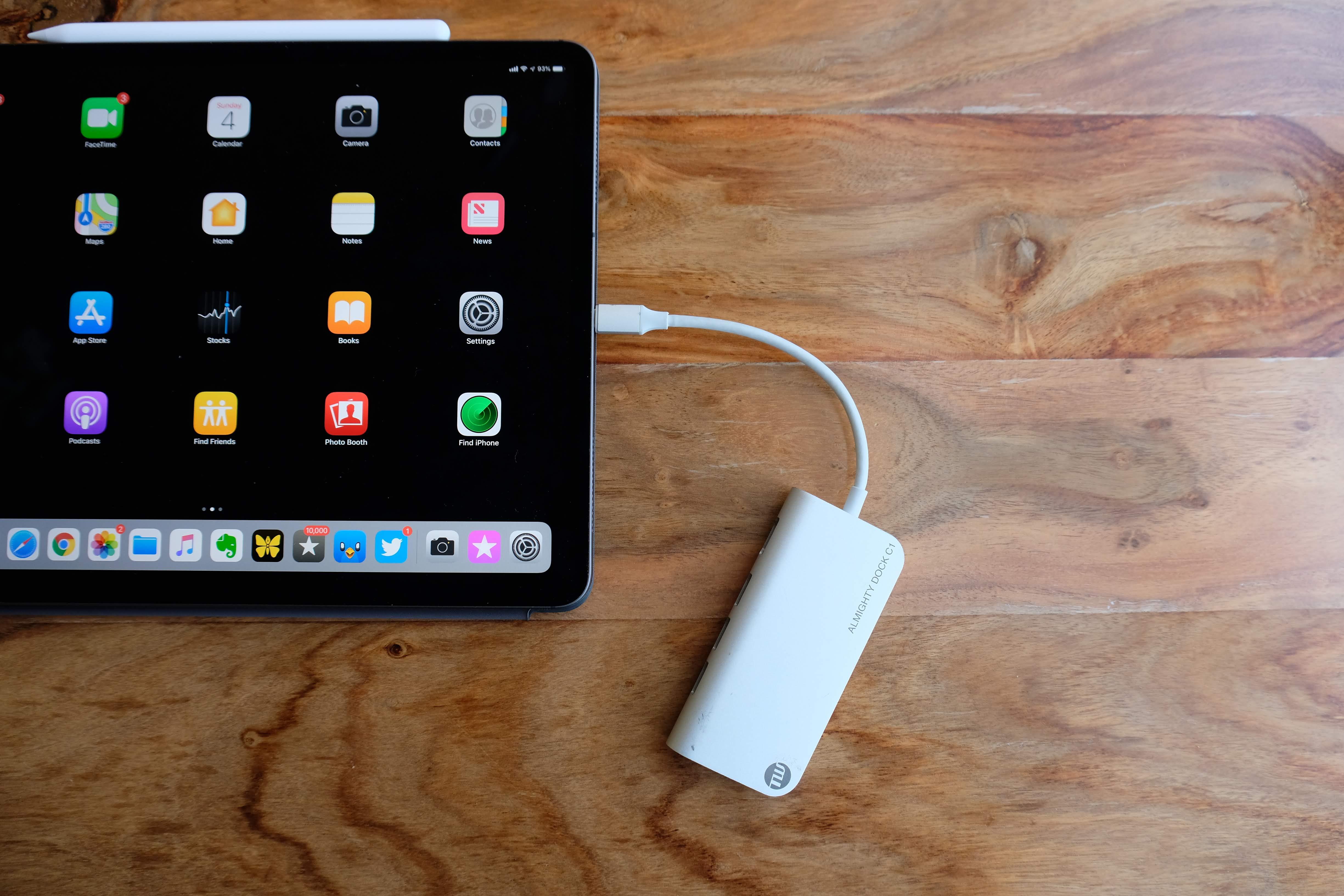 iPad Pro 12.9(2018)