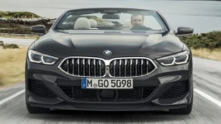 2019 BMW 8 Series Convertible debuts: 523-hp M850i xDrive starts at $122,395