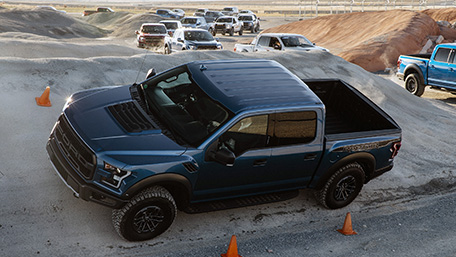2019 Ford F-150 Raptor on- and off-road review | Autoblog