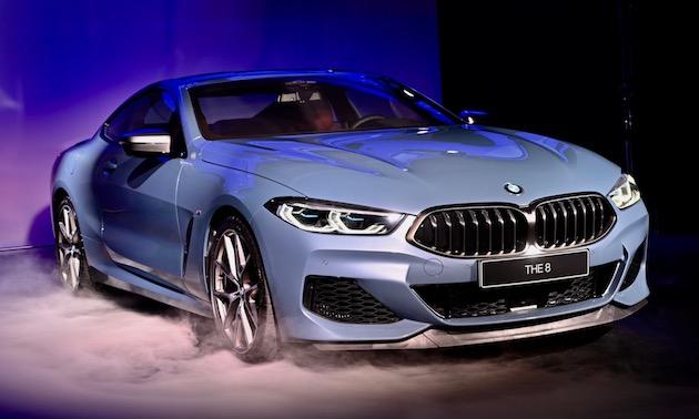 BMW、新型「8シリーズ クーペ」...