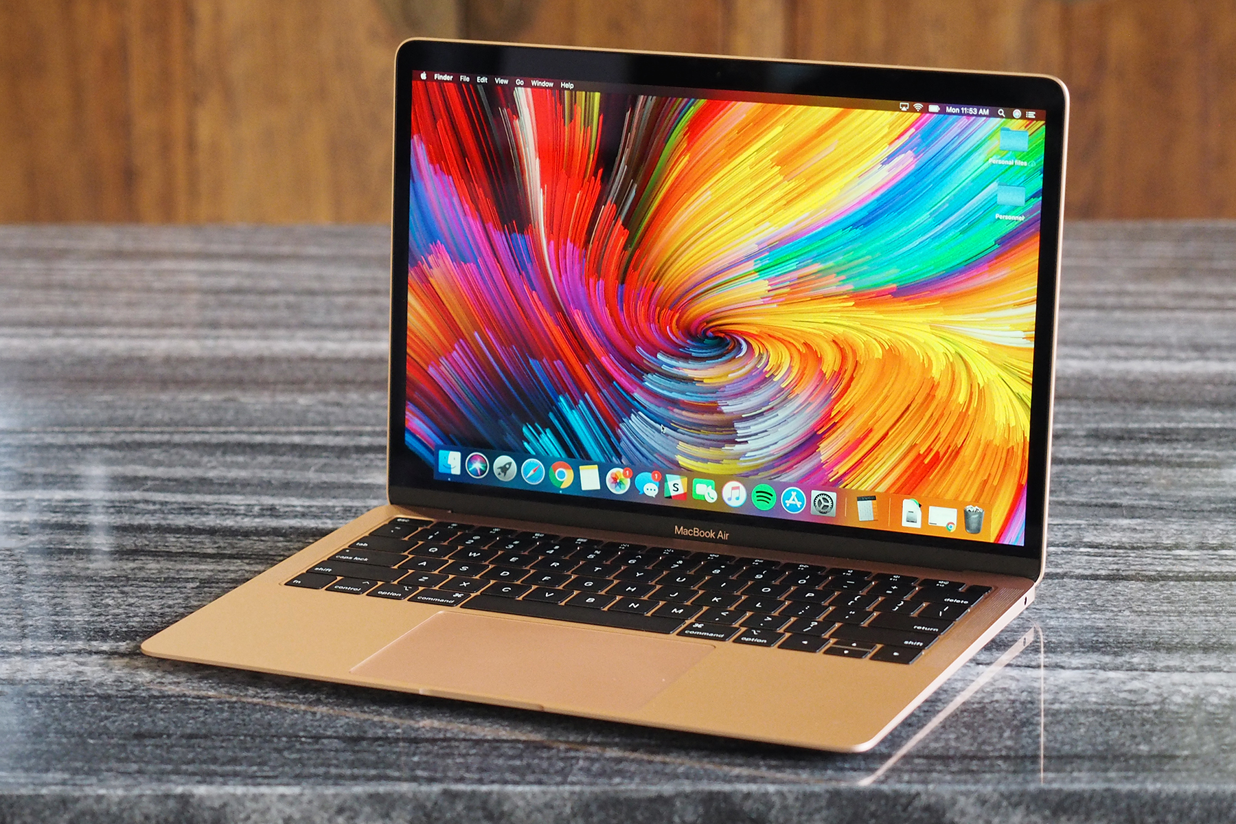 A weekend with the new MacBook Air