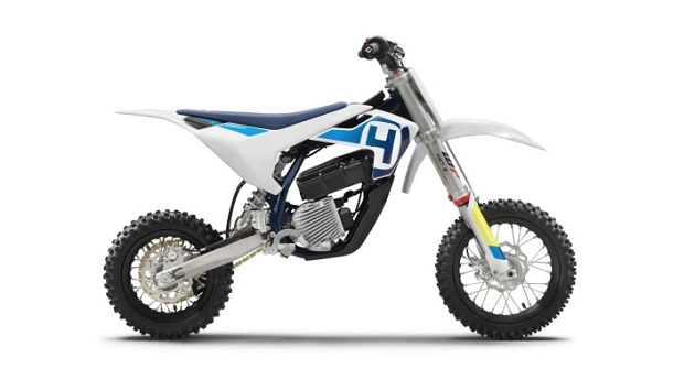 Husqvarna's first electric motorcycle is a knobby little minibike