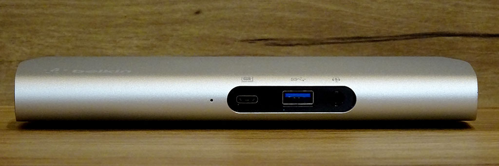 USB-C Express Dock 3.1 HD