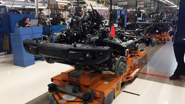 Take a virtual tour of the Jeep Wrangler factory with us