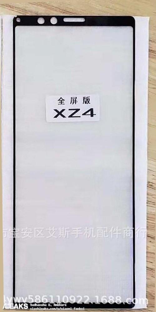 Xperia XZ4 Compace