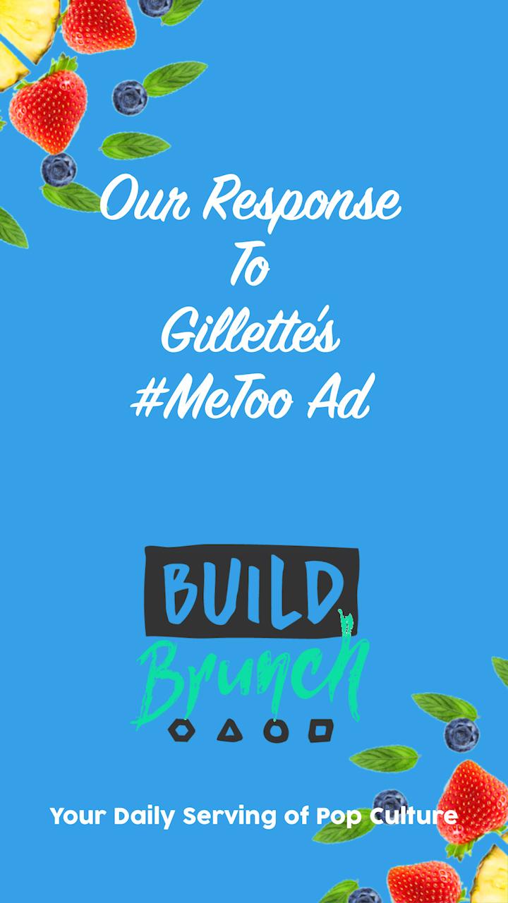 Gillette Ad