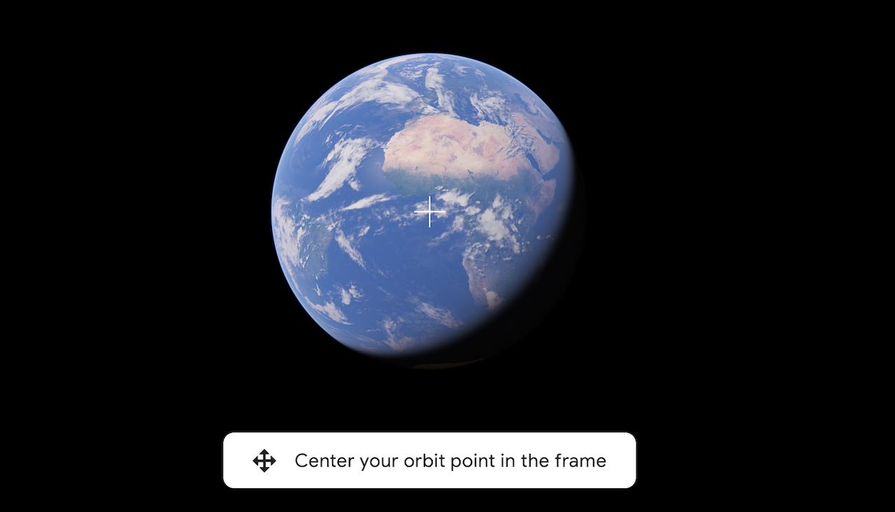 Google Earth Studio
