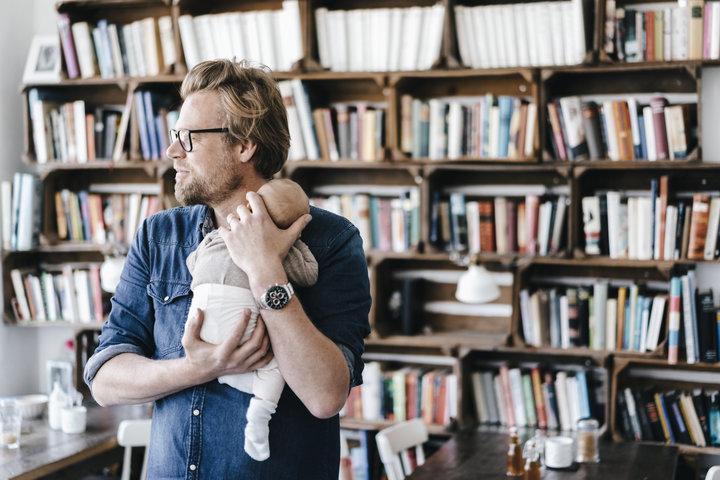 Une semaine de travail plus courte permet aux parents de passer plus de temps avec leurs