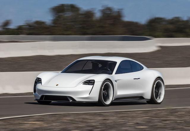 Porsche Mission-E
