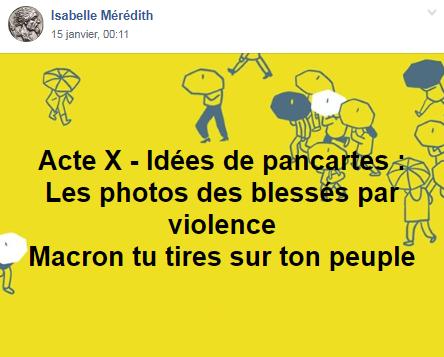 France: 84'000 gilets jaunes dans les rues pour le dixième acte